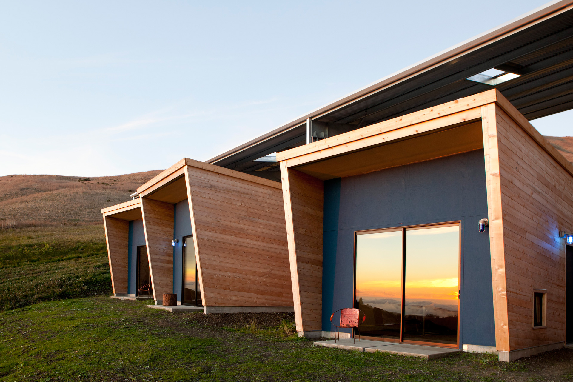 Djerassi Writers Studios design