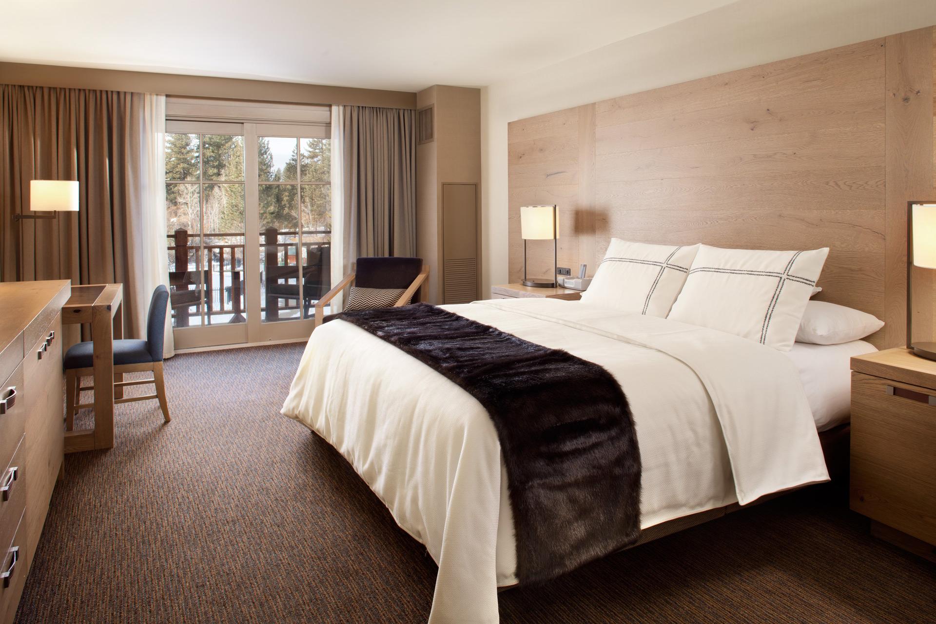 Hyatt Lake Tahoe Guestrooms home design