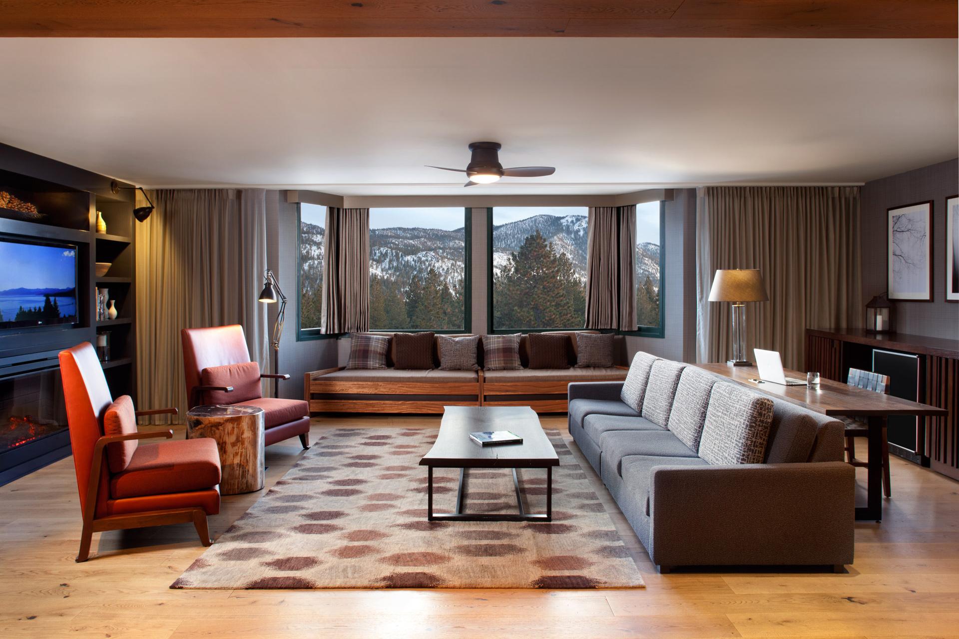 Hyatt Lake Tahoe Guestrooms designer near me