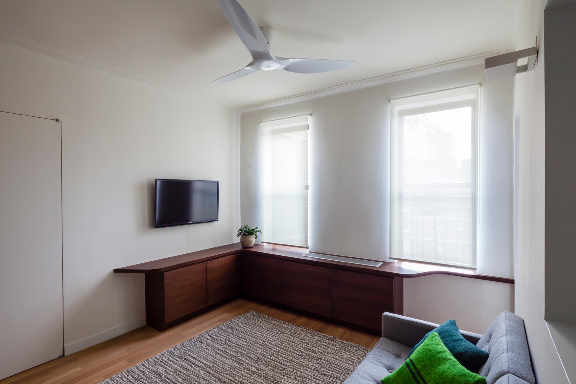 Chelsea Micro-Studio interior design