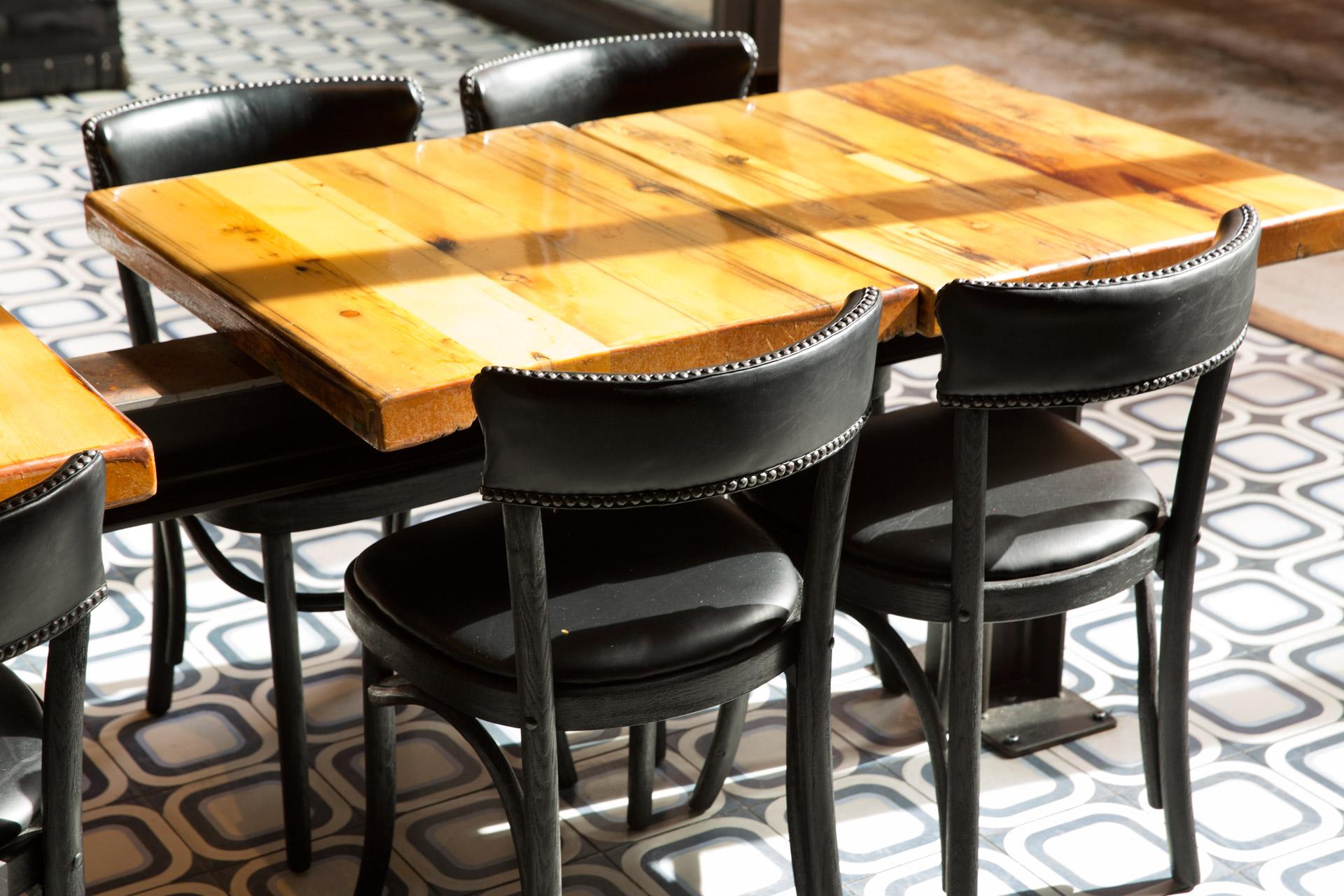 Playa restaurant design