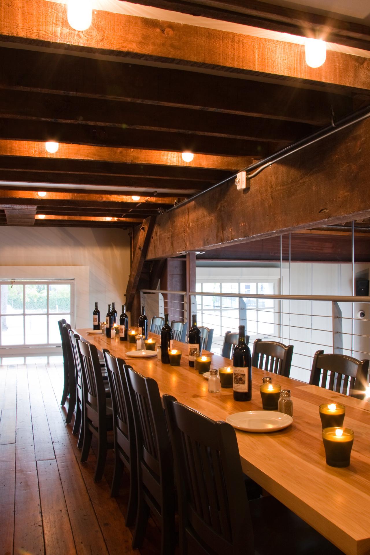 The Plant: Café Organic restaurant architecture