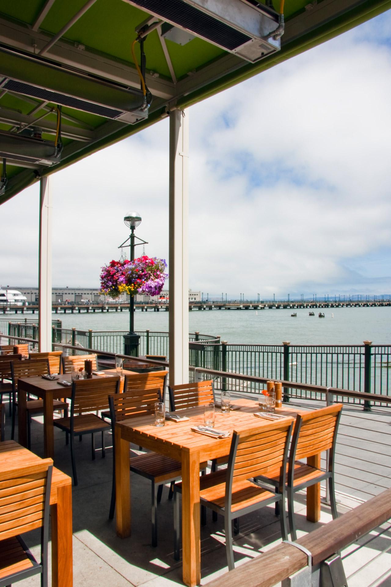 The Plant: Café Organic restaurant luxury design