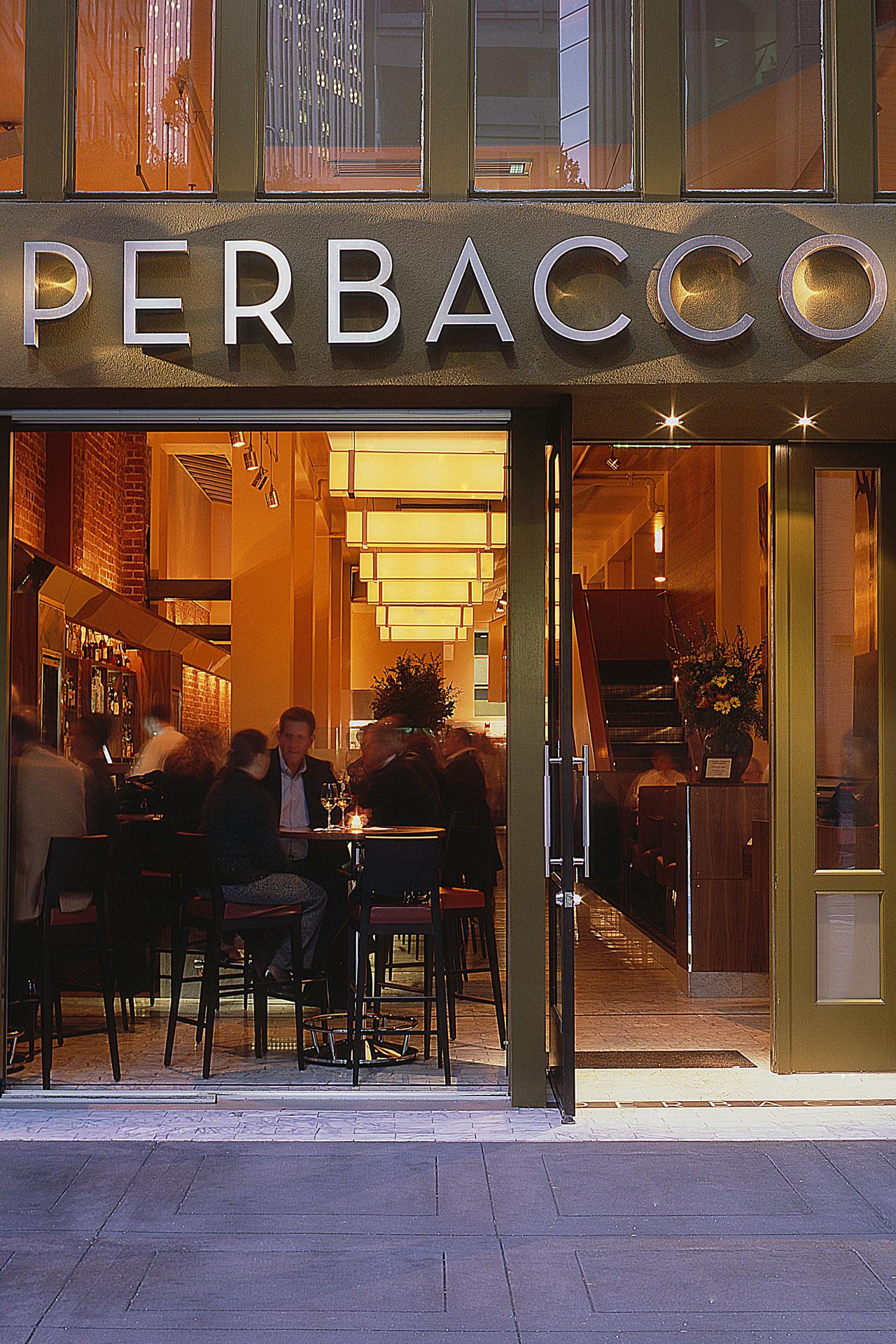 Perbacco restaurant