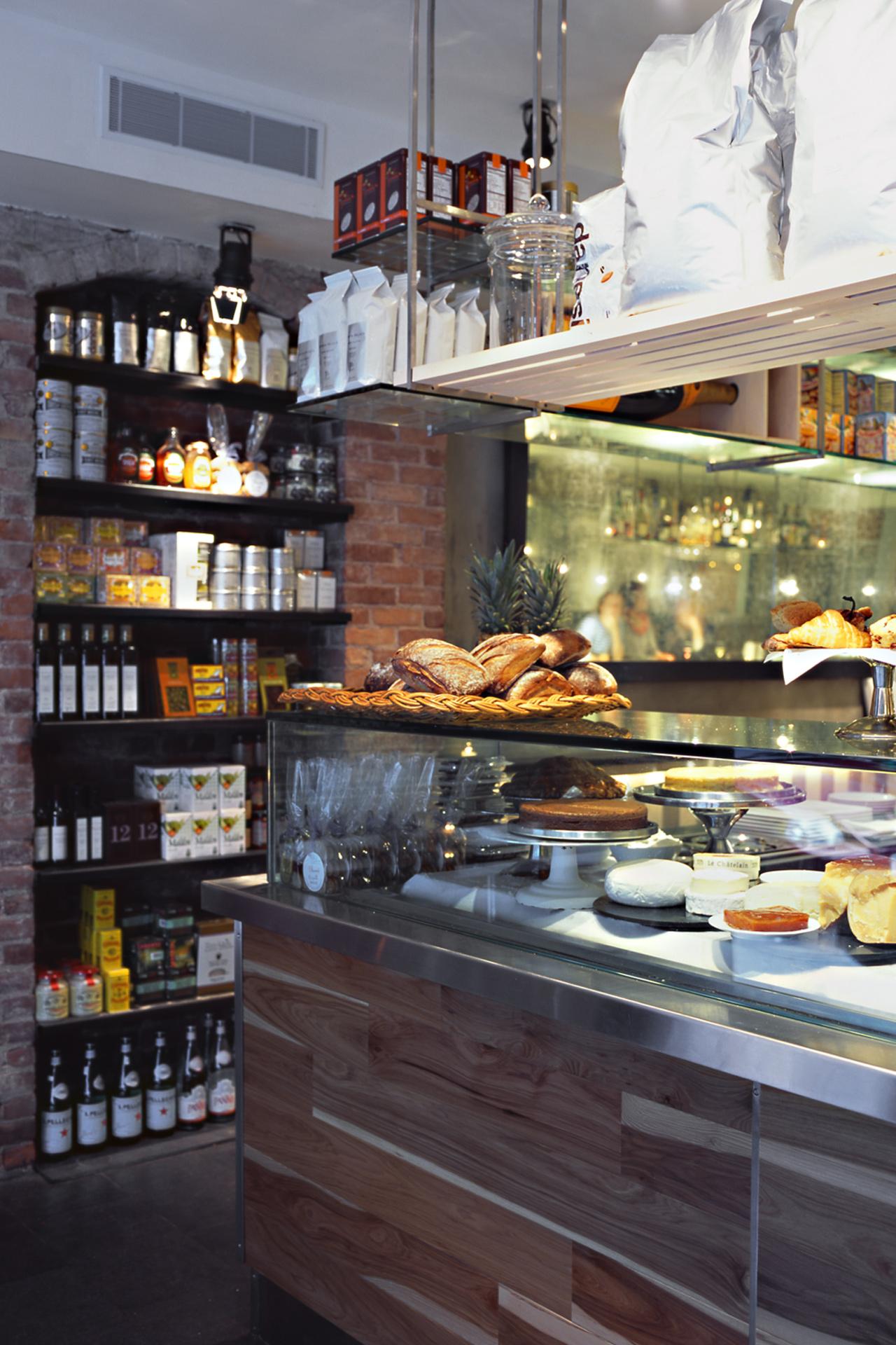 Giorgione 508 restaurant design
