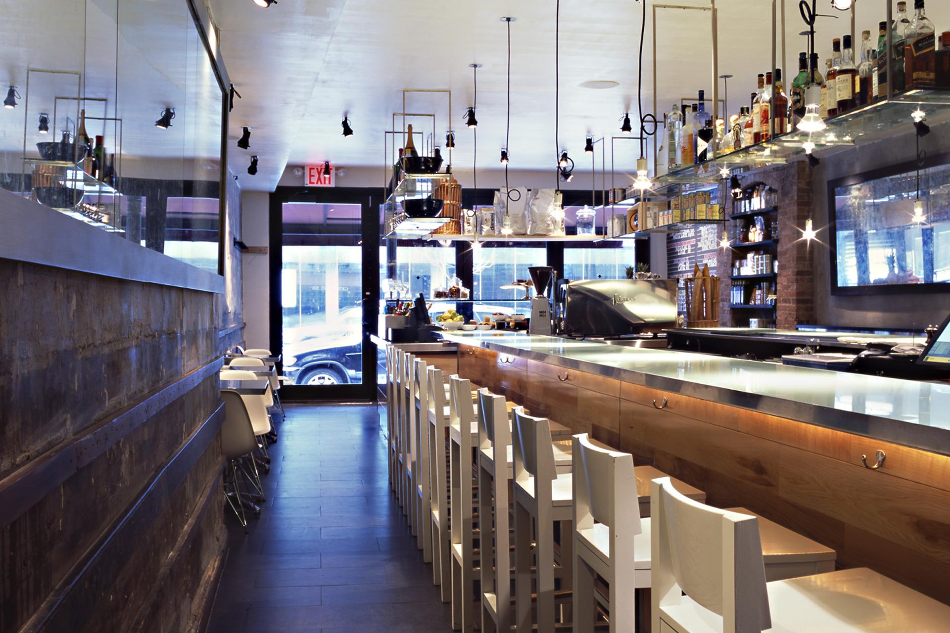 Giorgione 508 restaurant interiors