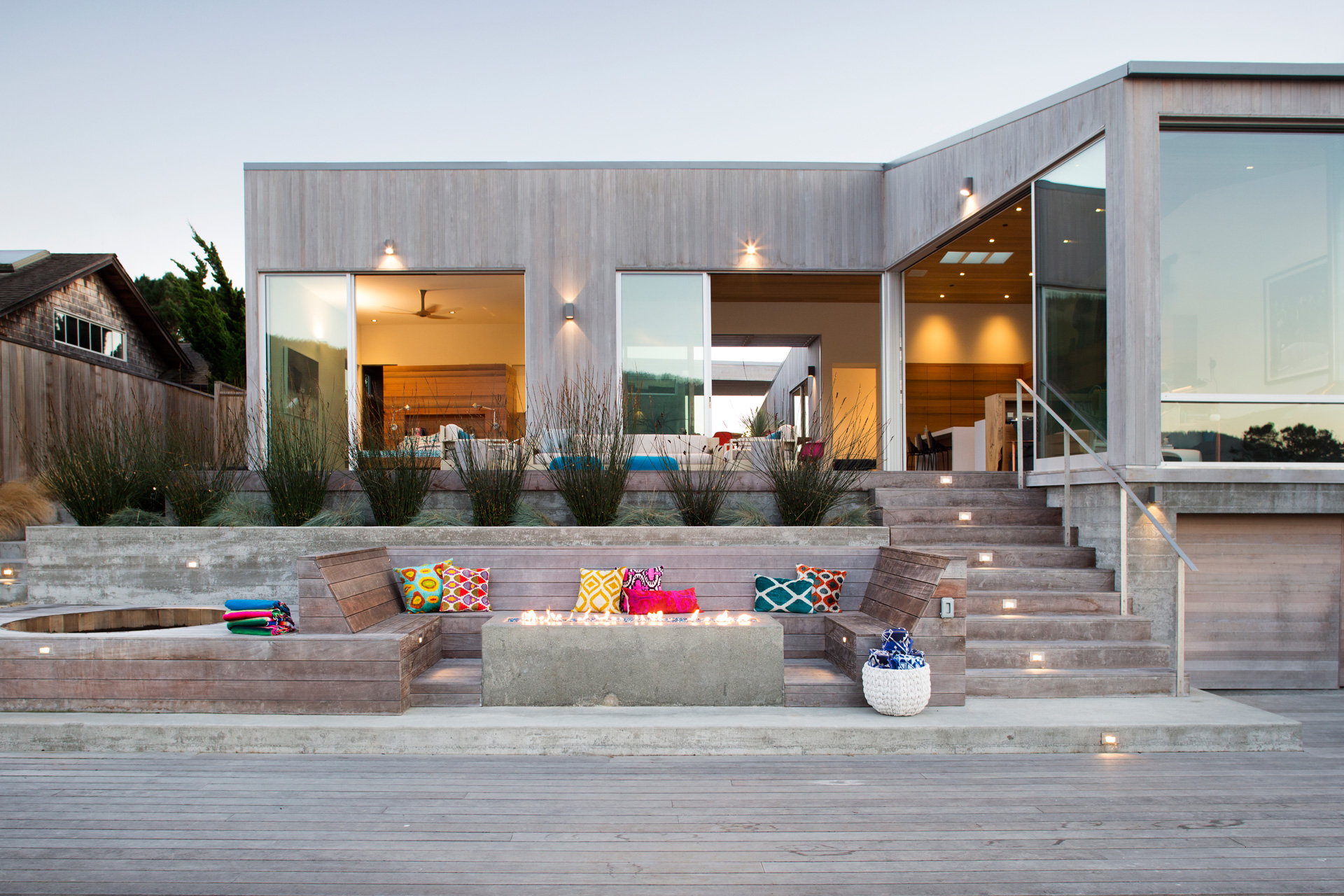 Lagoon House home decor