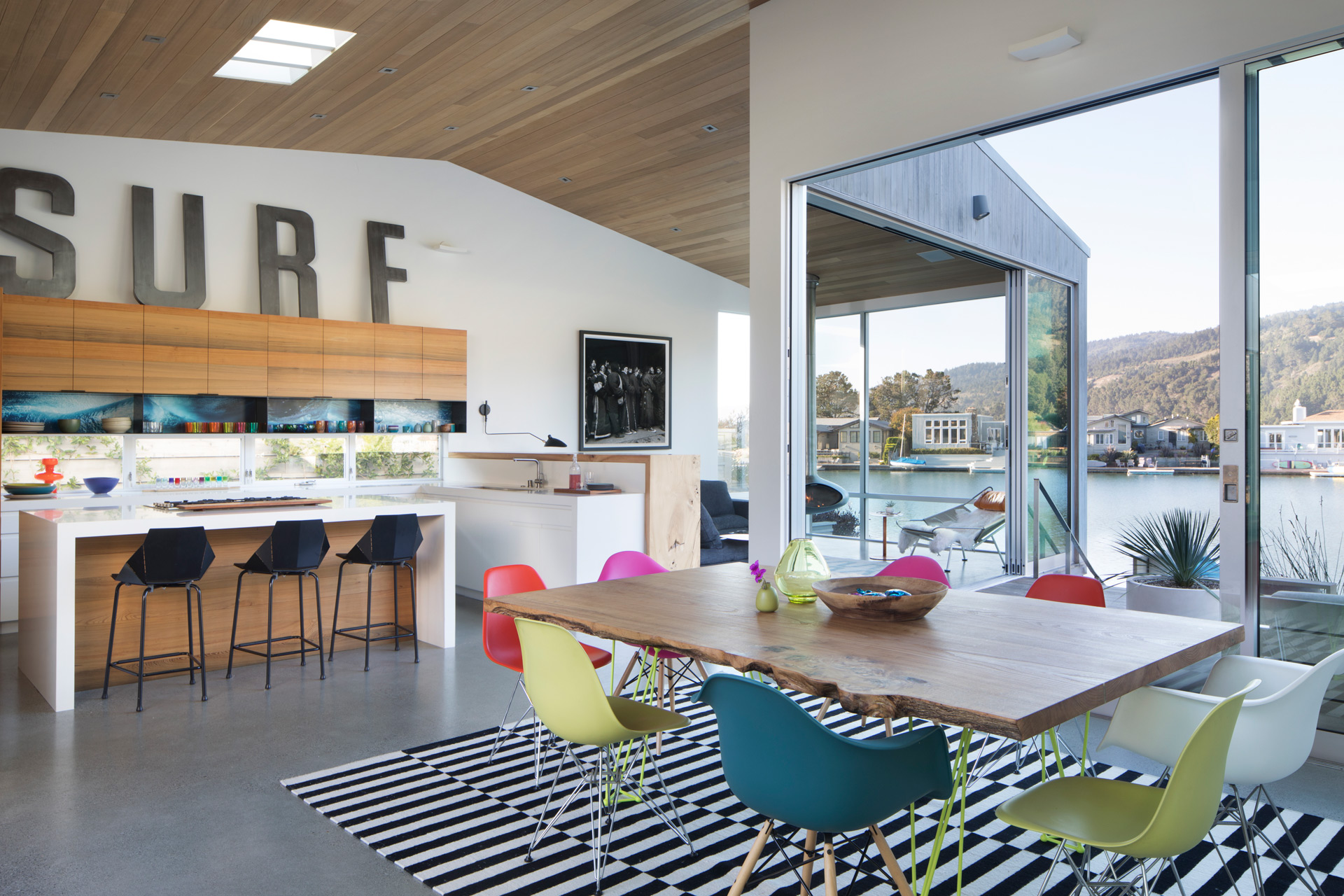 Lagoon House urban design
