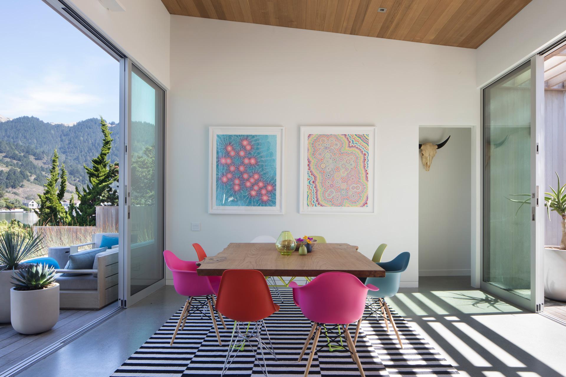 Lagoon House office design