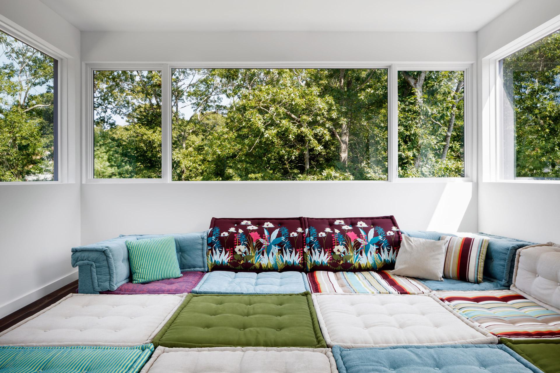 Springs Residence interiors
