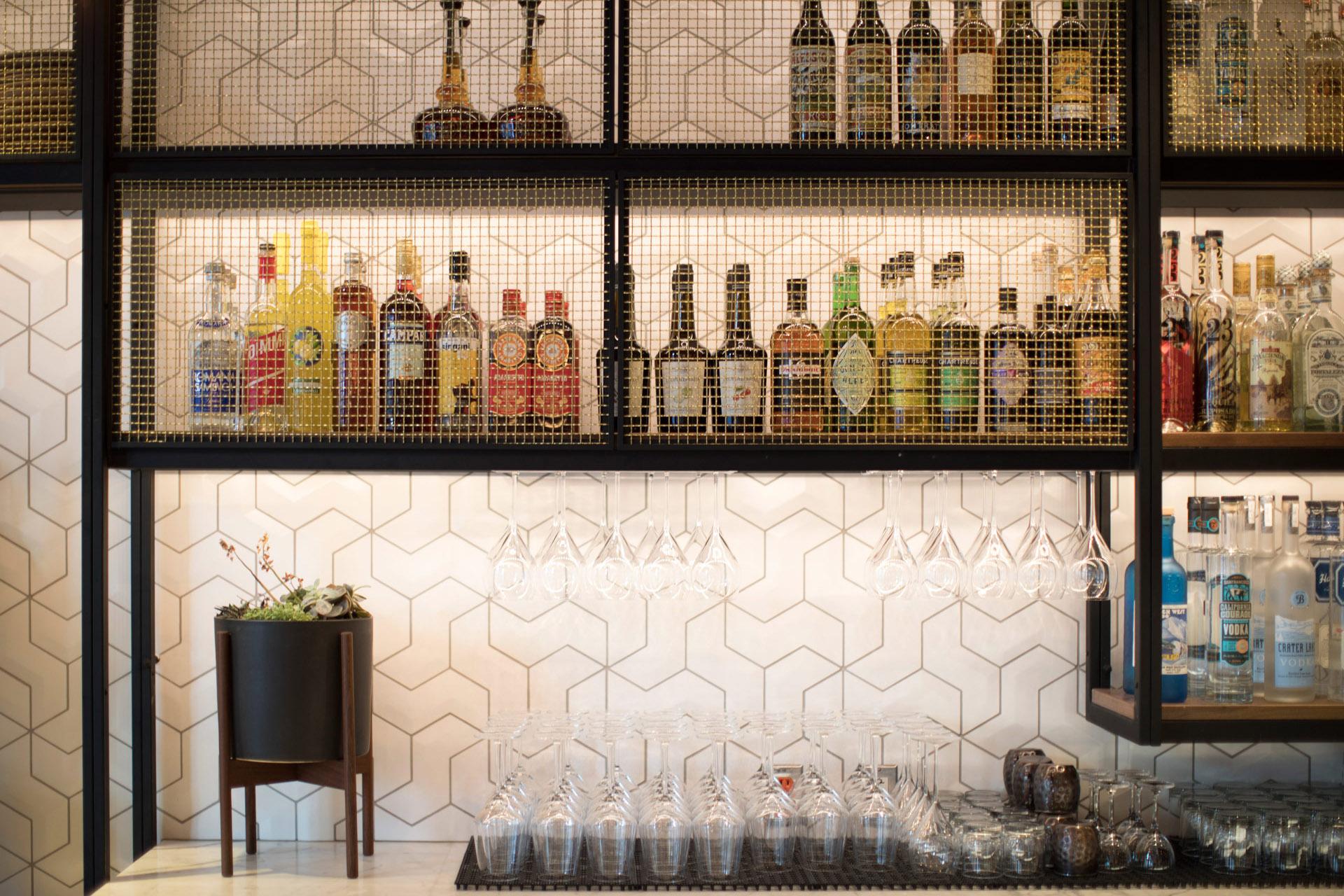 Pausa Bar & Cookery restaurant design ideas