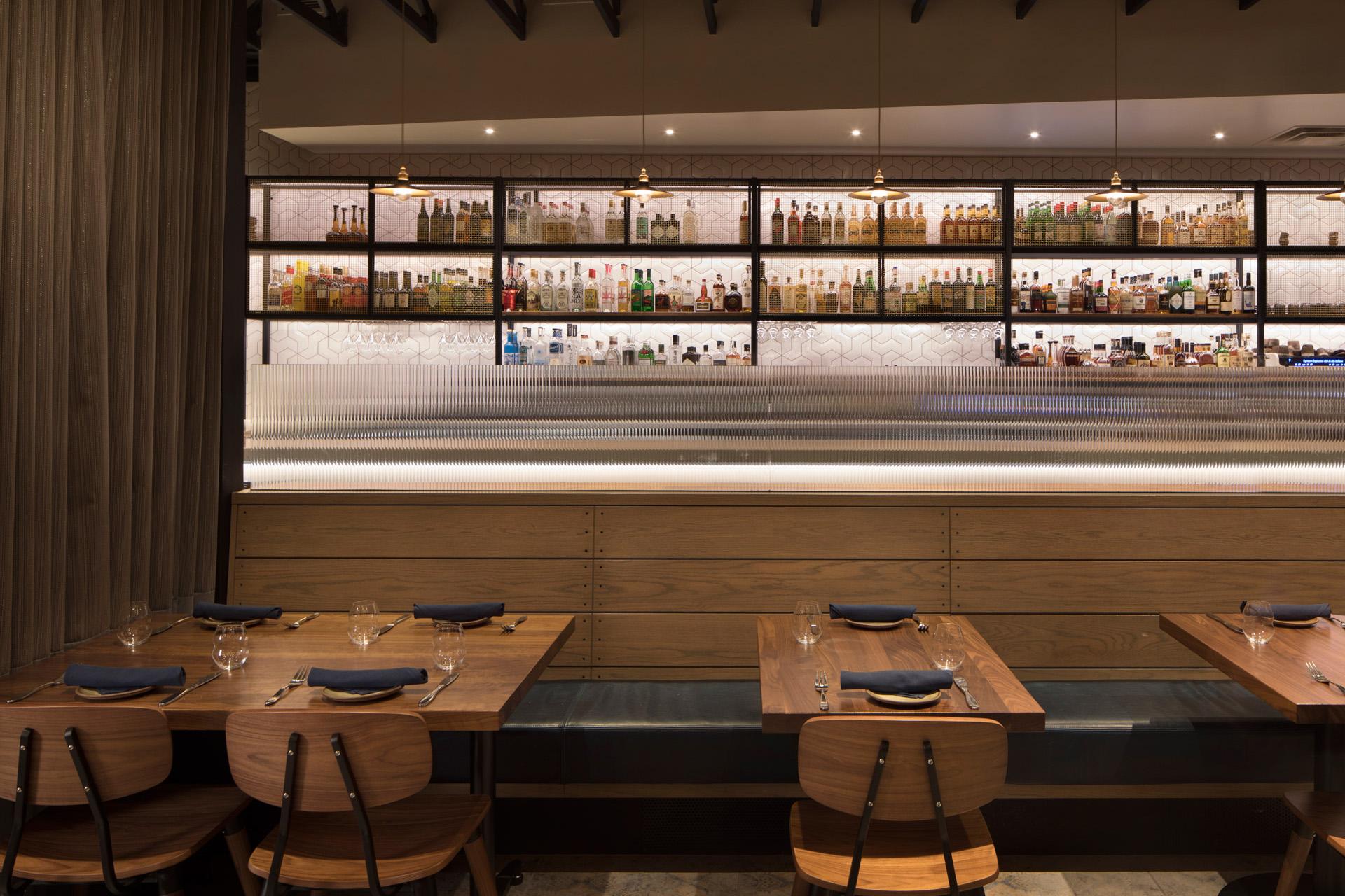 Pausa Bar & Cookery restaurant best designer