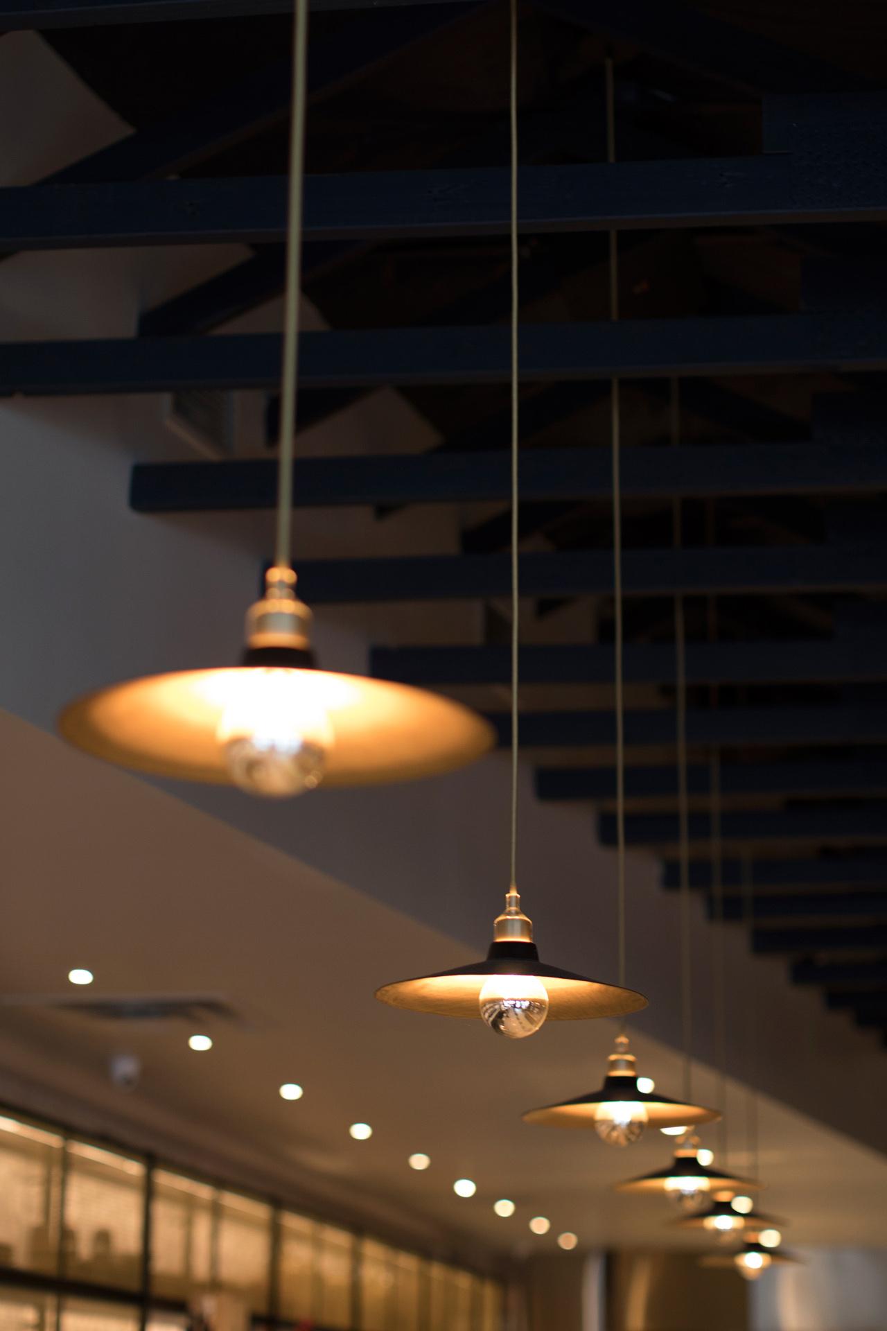 Pausa Bar & Cookery restaurant decor
