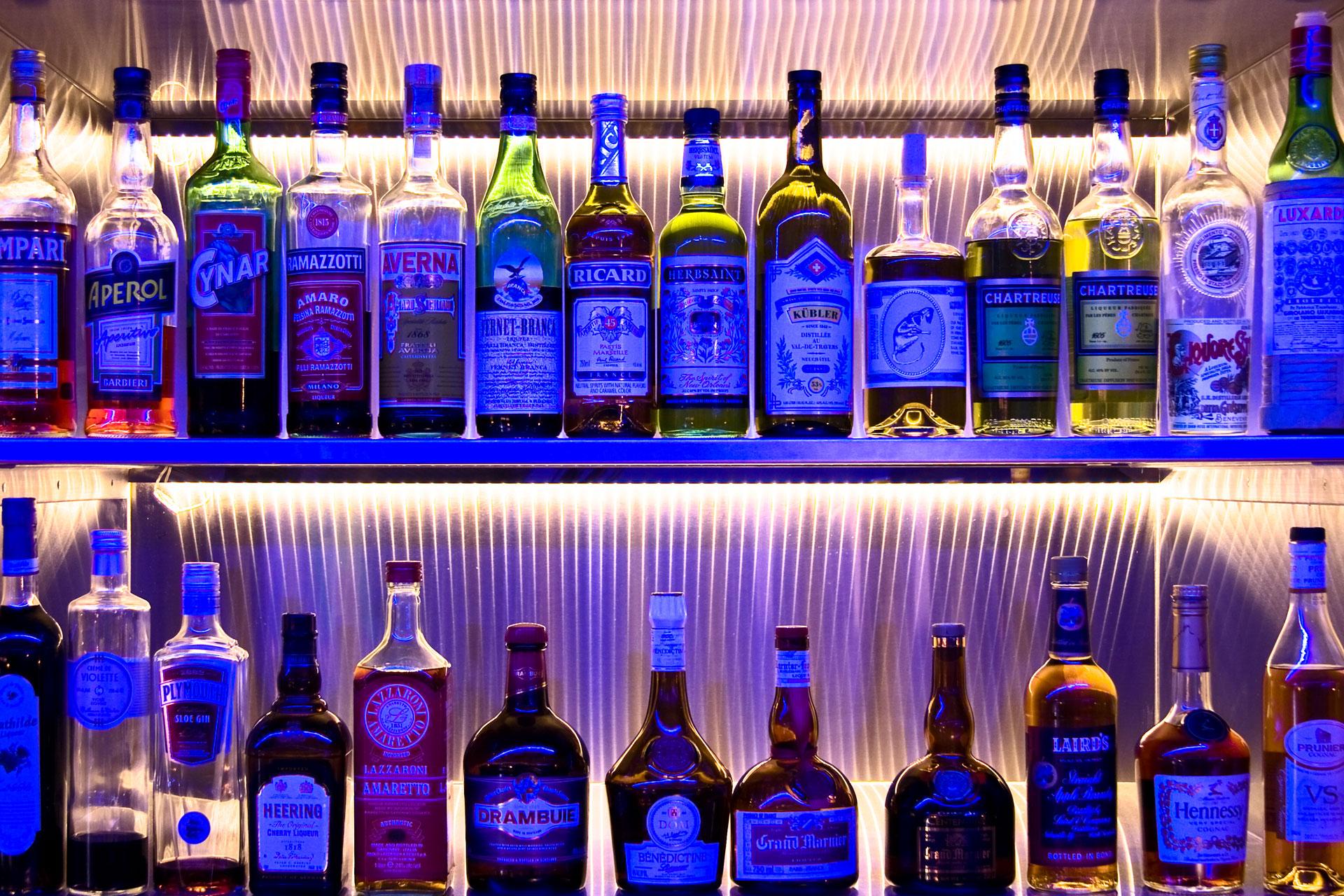Drink Shop restaurant decor