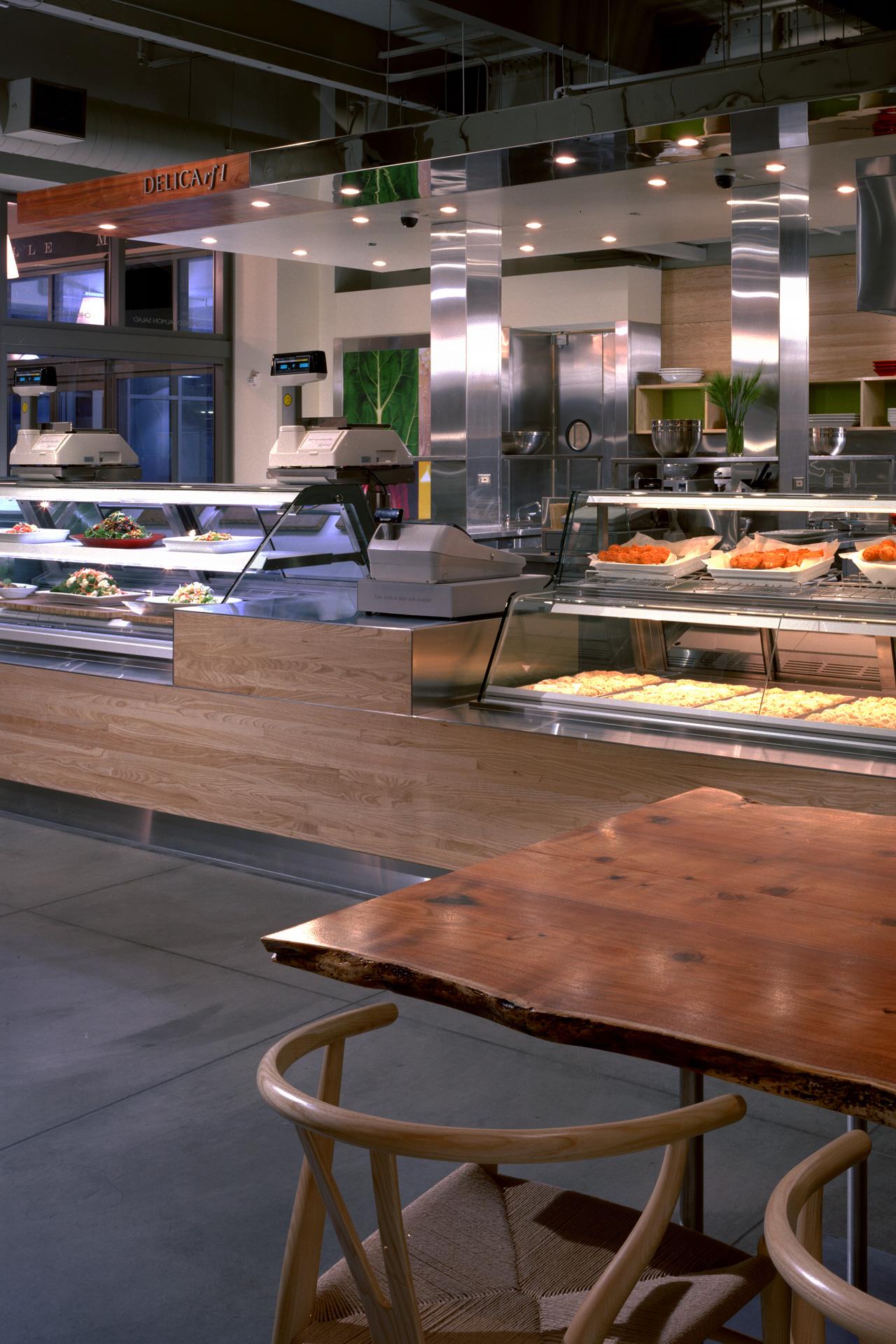 Delica restaurant design