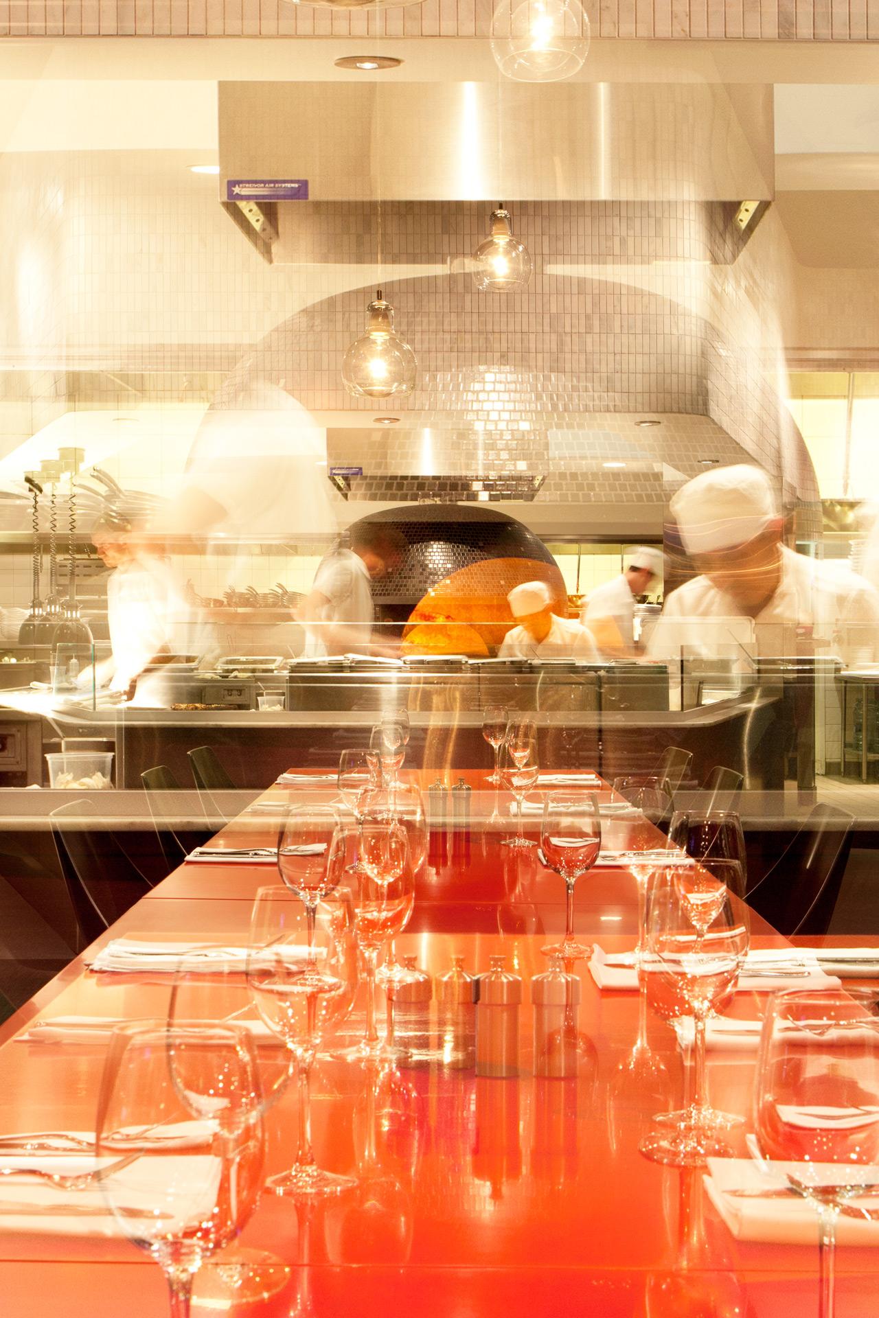 Cupola Pizzeria restaurant designer