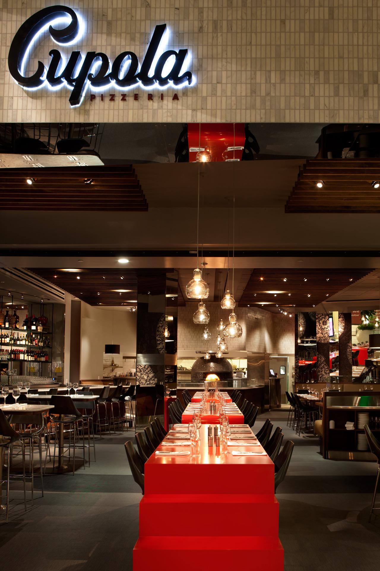 Cupola Pizzeria restaurant