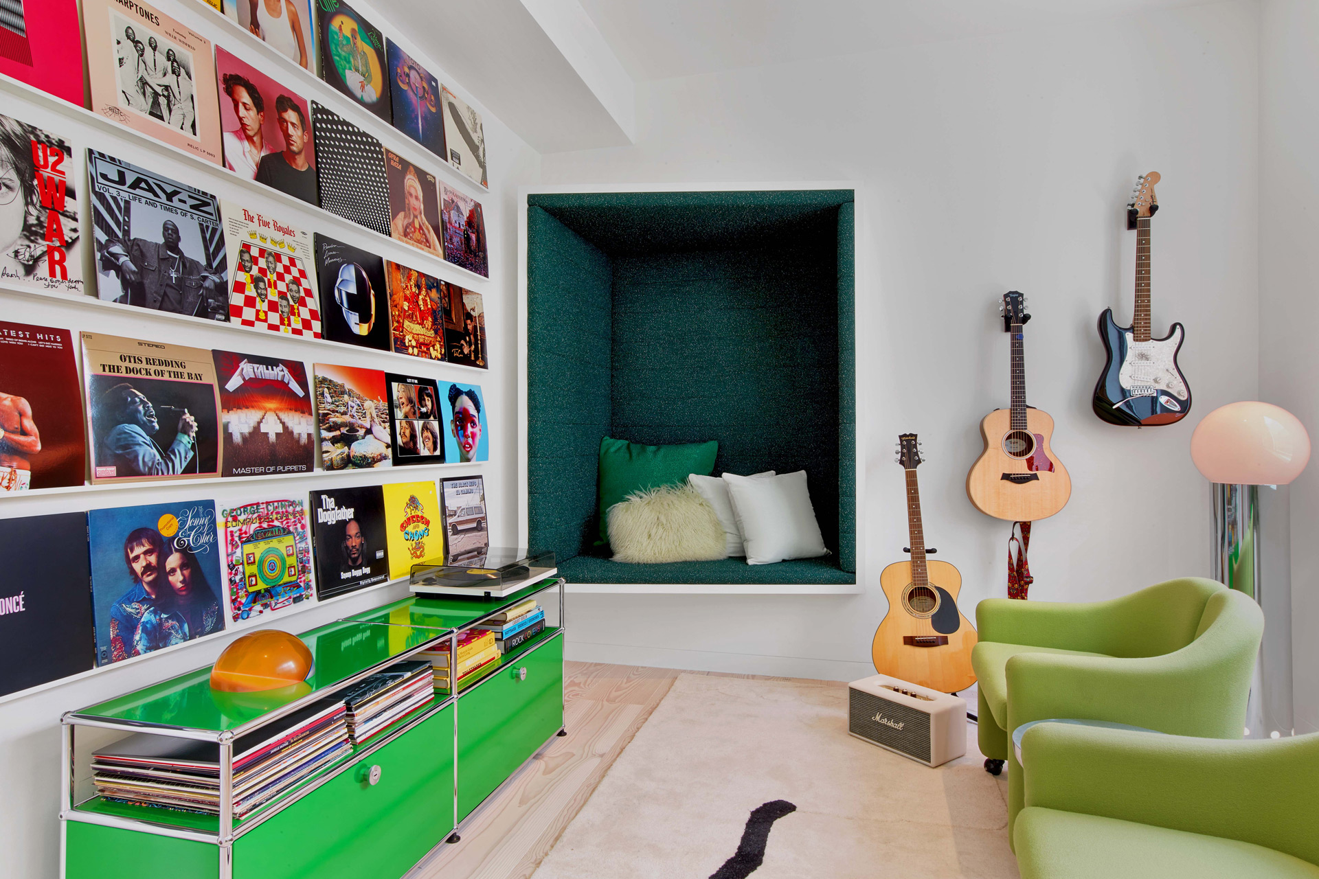 Glen Park Residence modern home