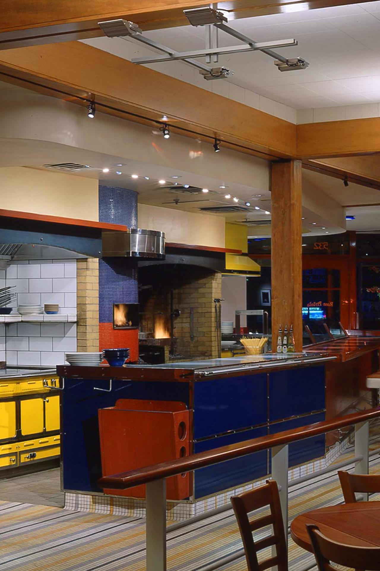 Rose Pistola restaurant design ideas