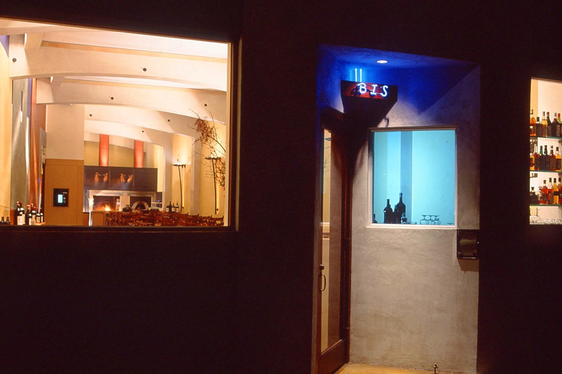 Lulu restaurant architecture