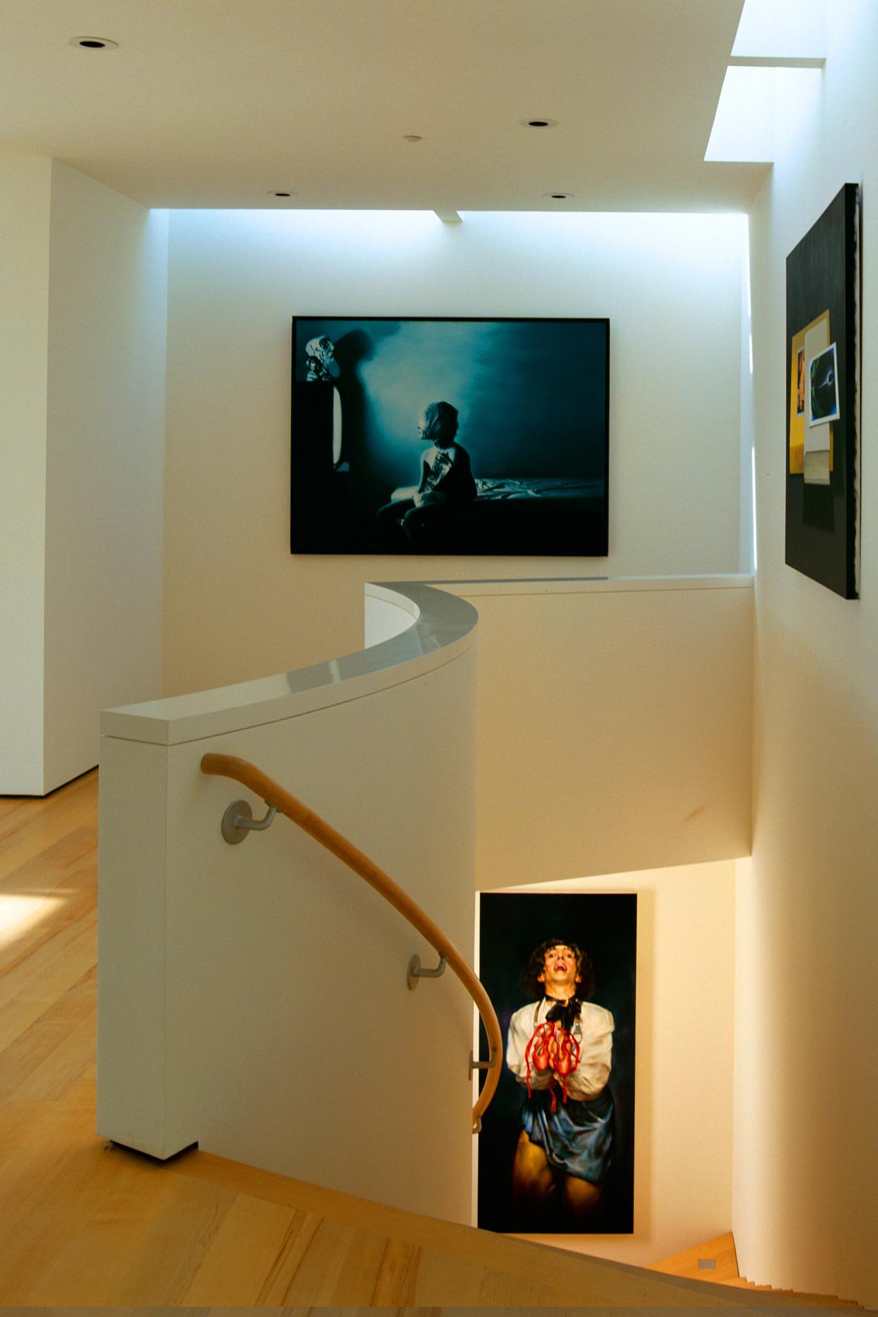 modern interior Belvedere Residence