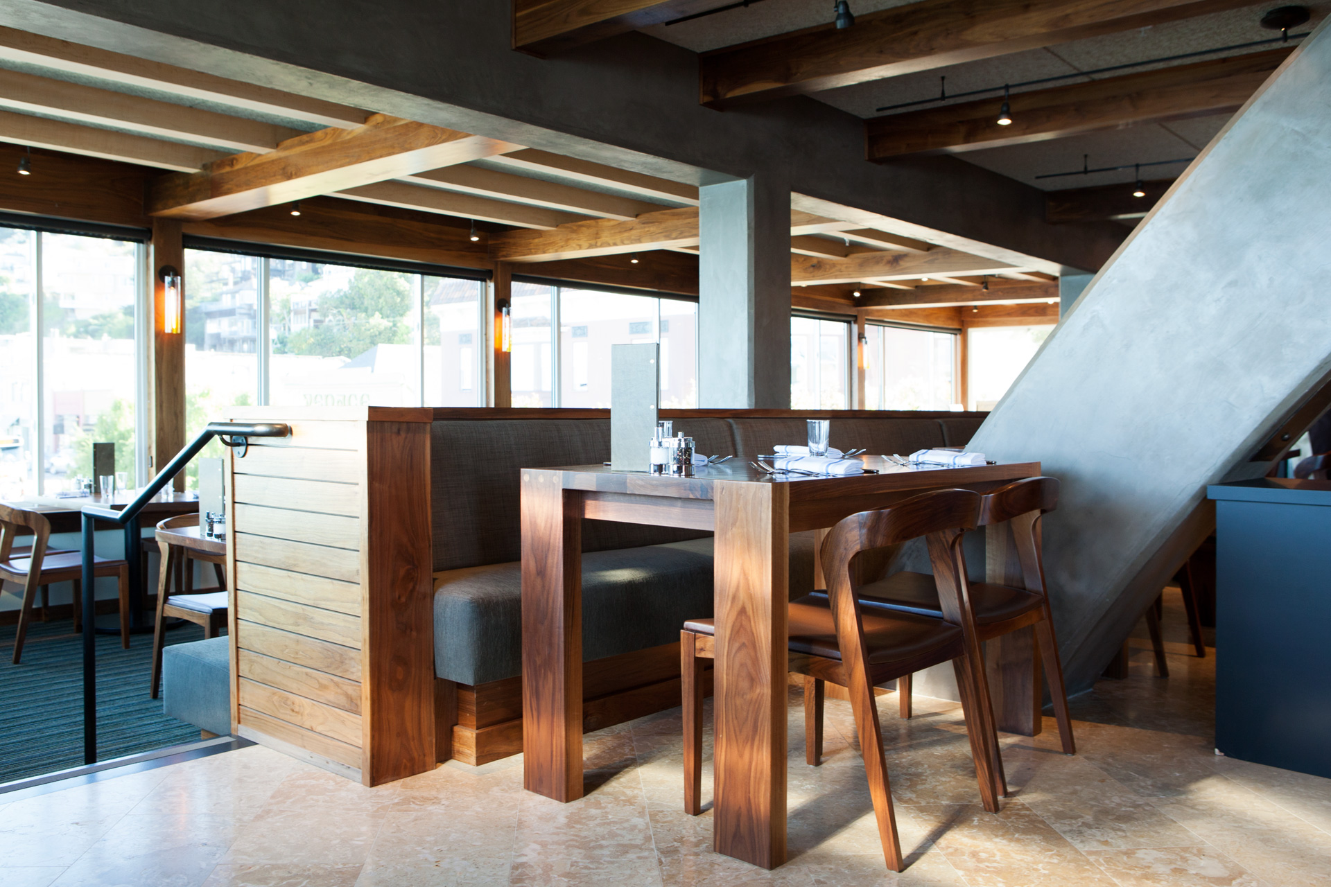 Barrel House Tavern luxury restaurant