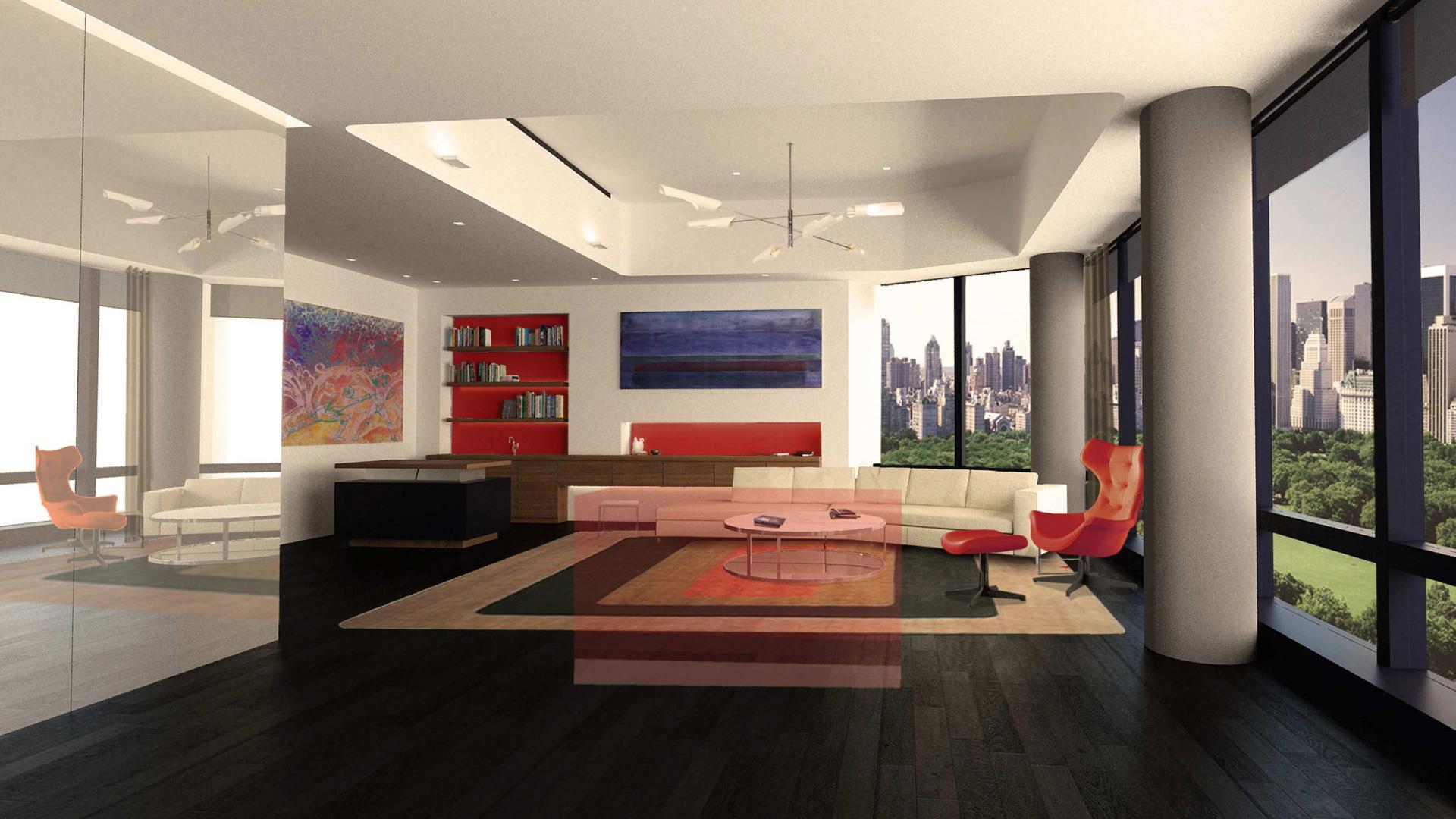 Time Warner Condominium residence