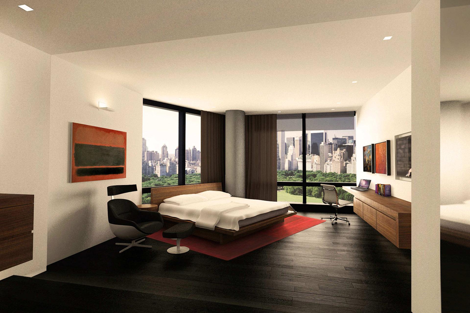 Time Warner Condominium property