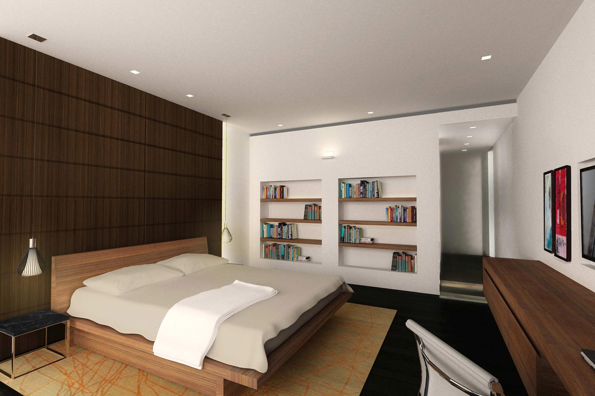Time Warner Condominium home decor