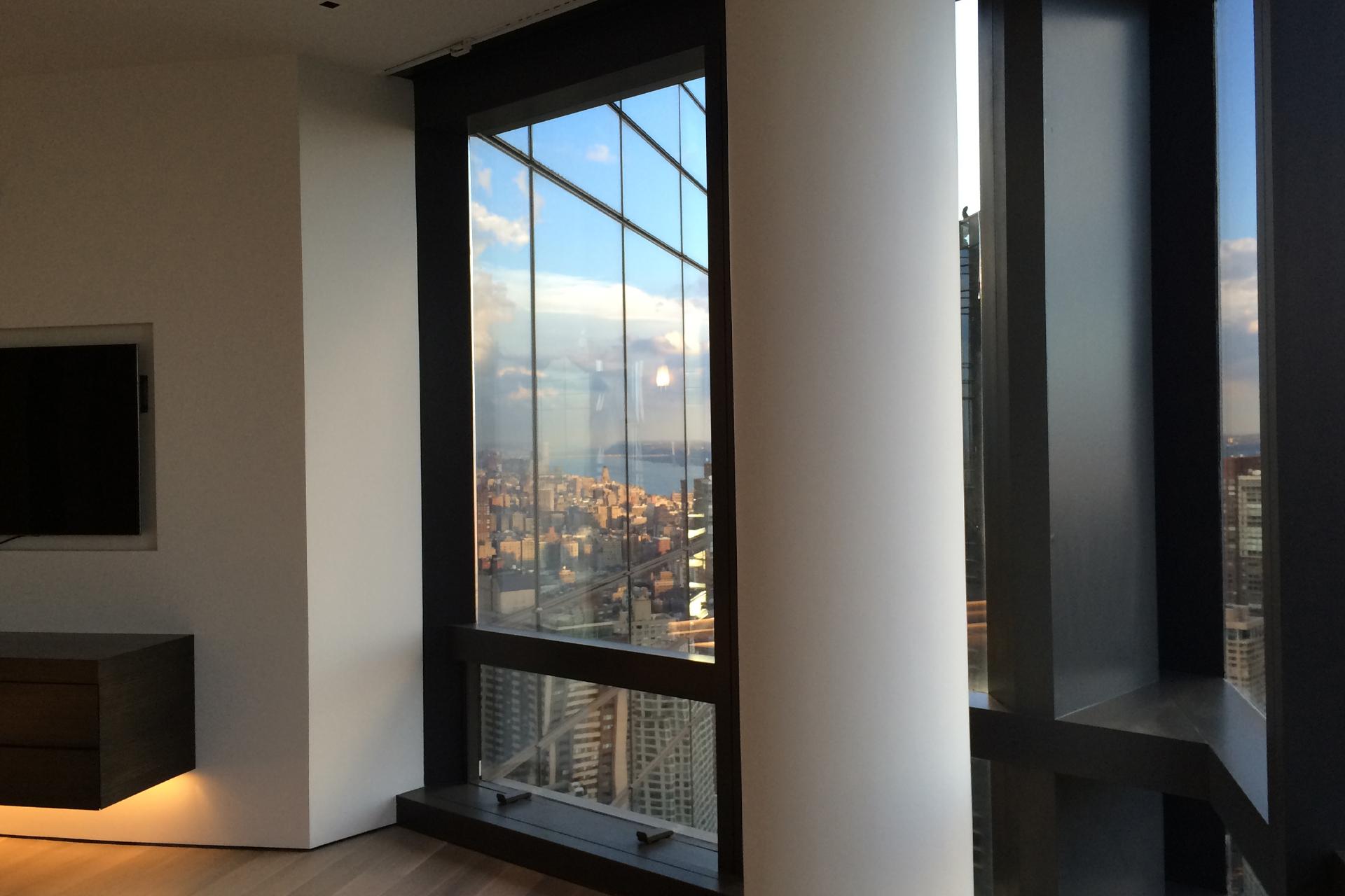 Time Warner Condominium interiors