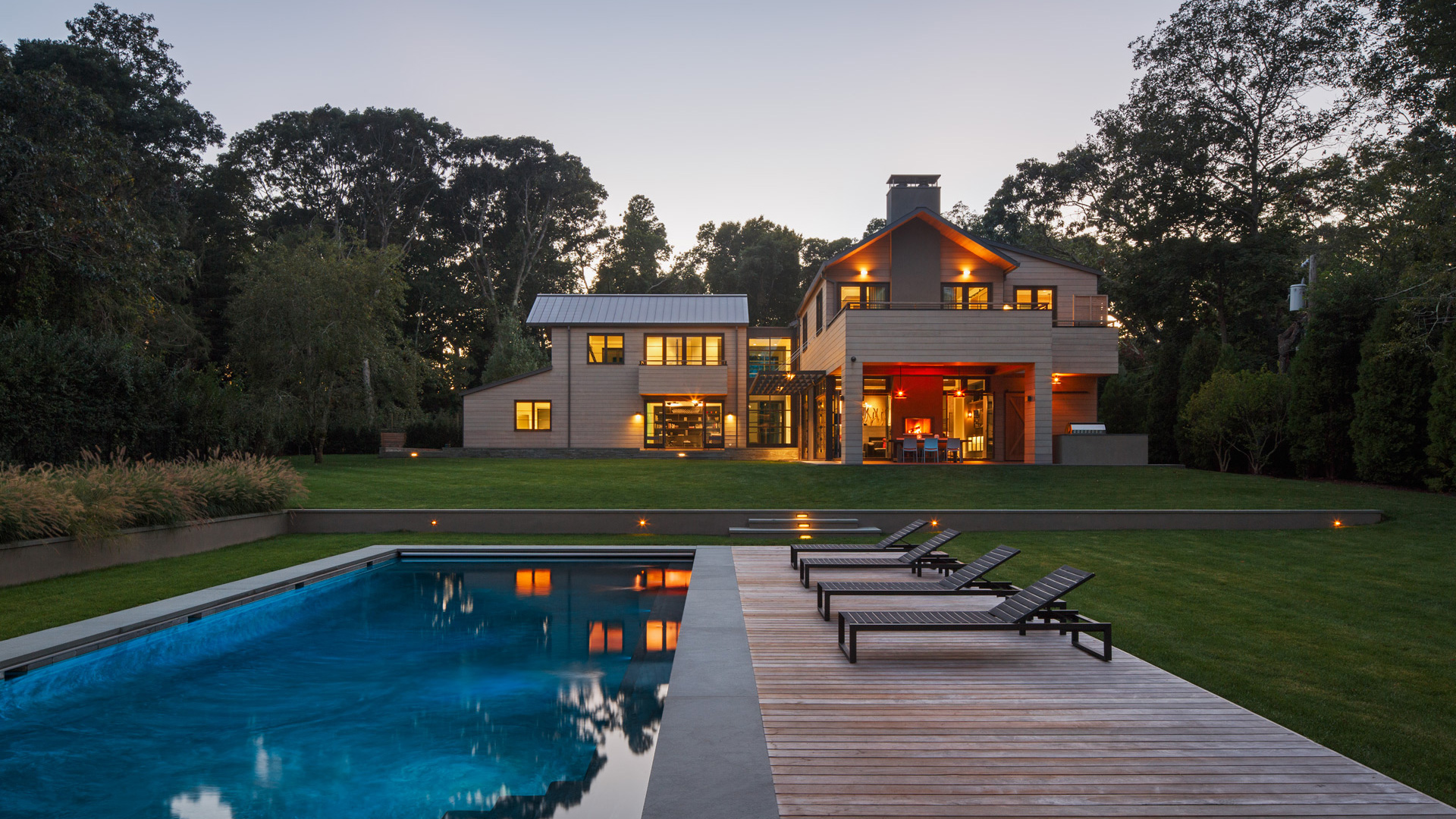 Watermill Residence house