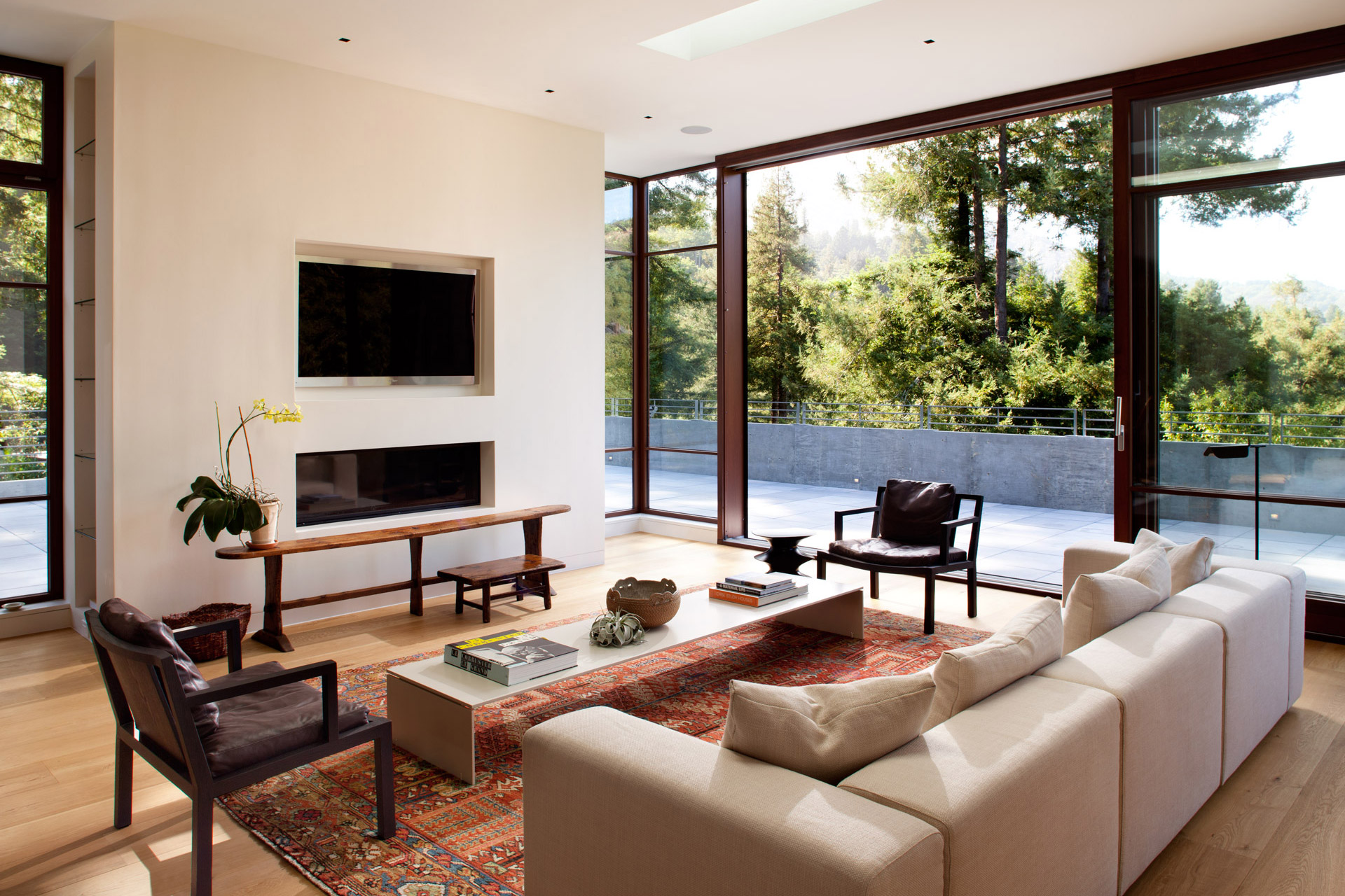 Mill Valley Residence interiors