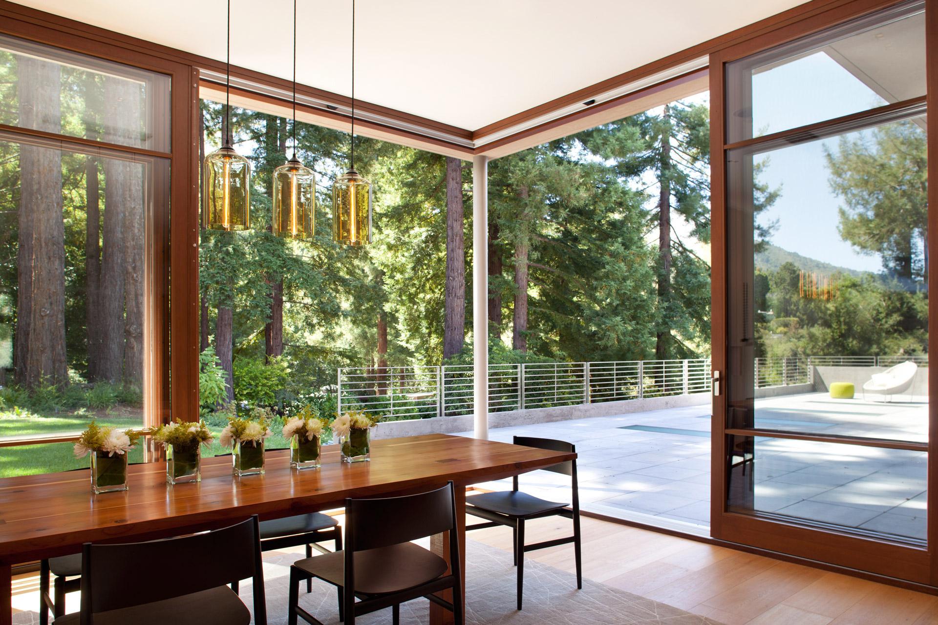 Mill Valley Residence modern design