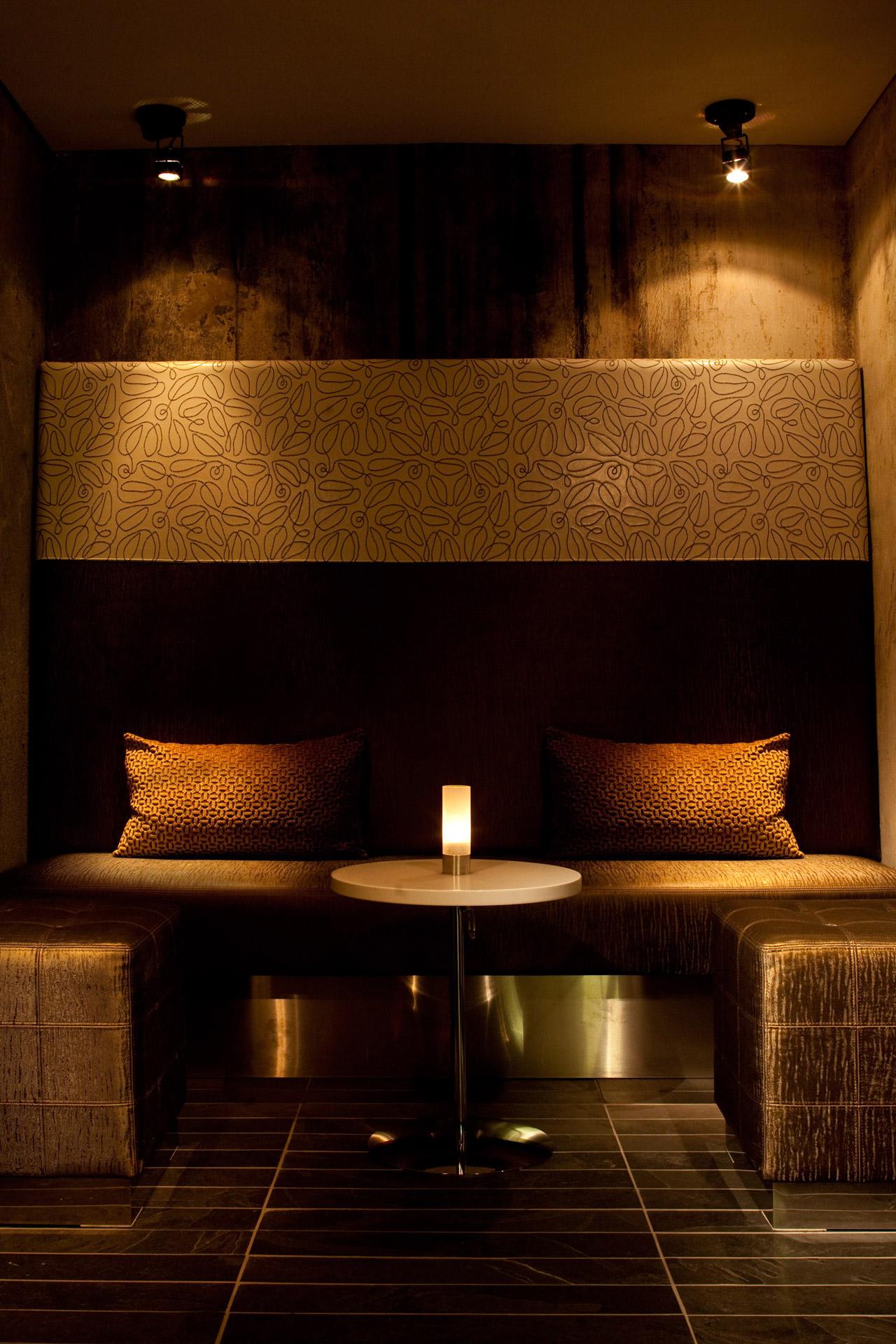 Twenty Five Lusk restaurant modern design