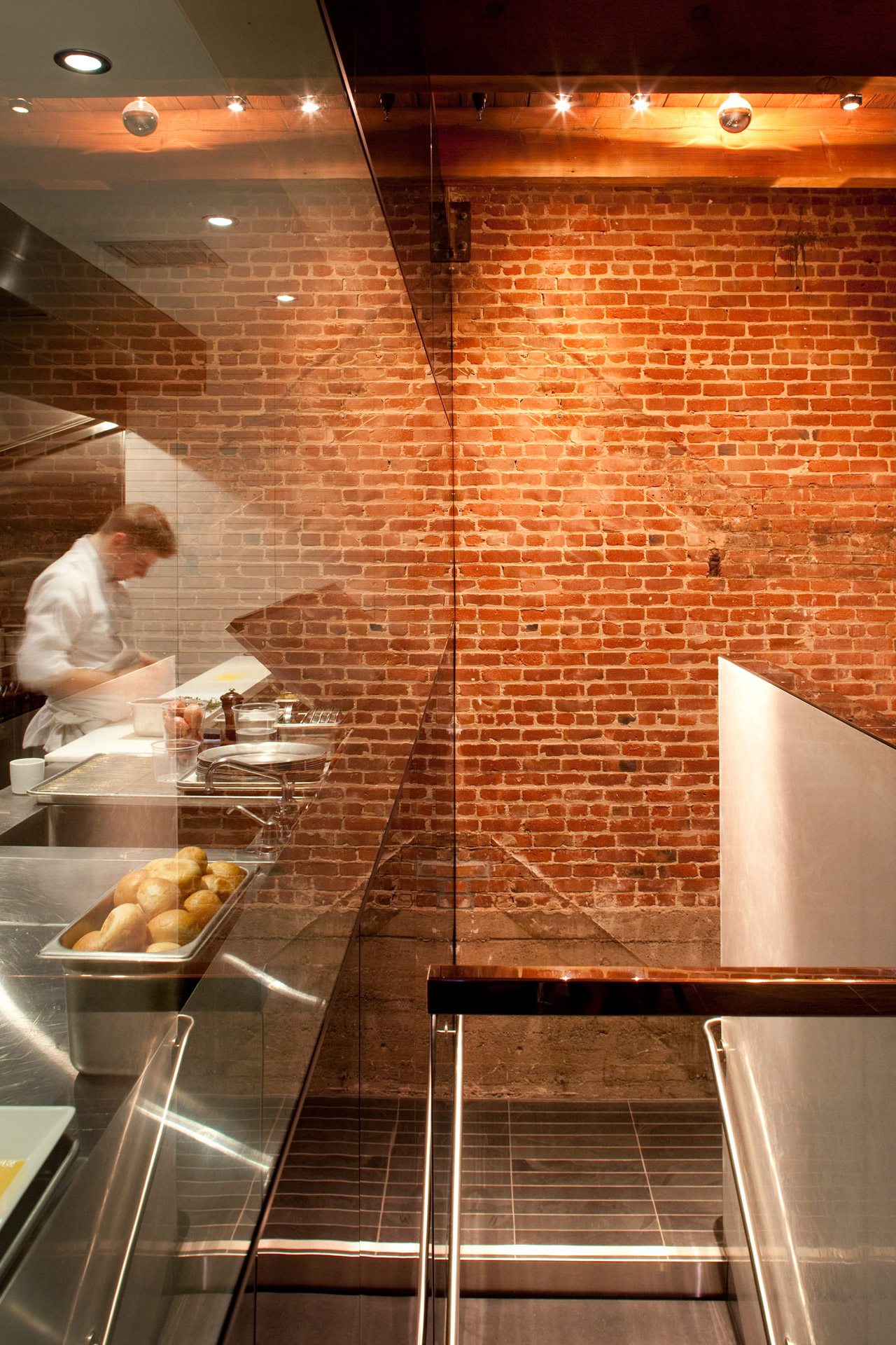 Twenty Five Lusk restaurant interiors