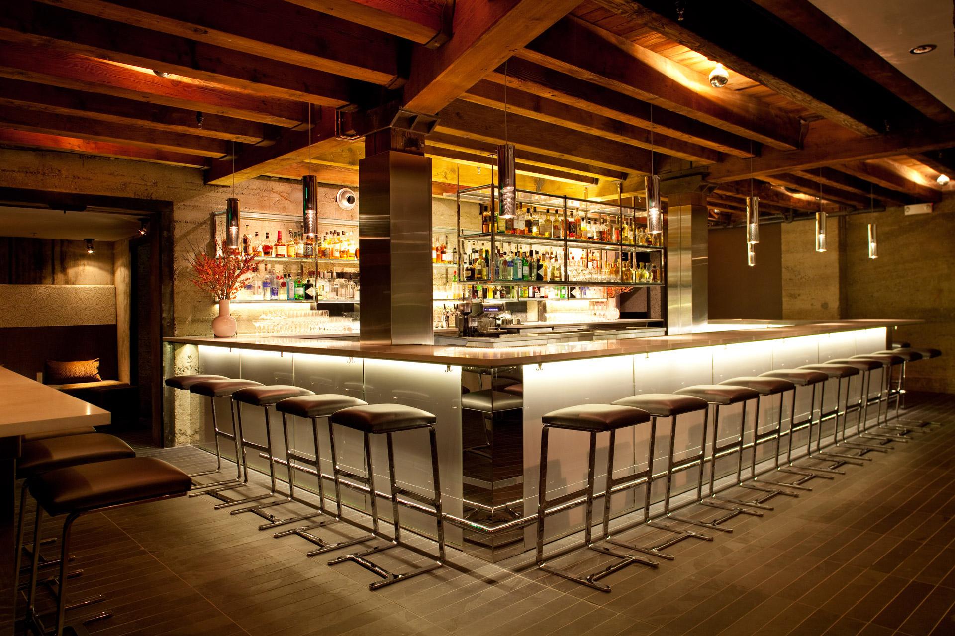 Twenty Five Lusk restaurant design