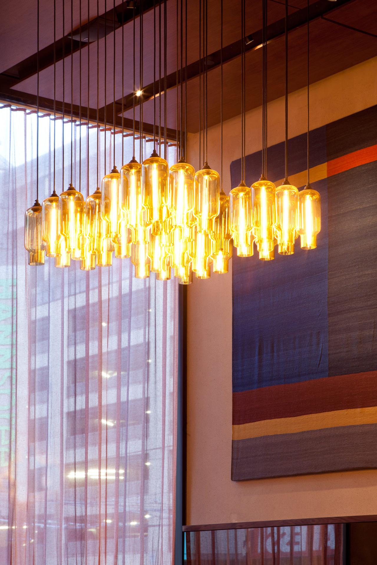 OneUp restaurant architecture