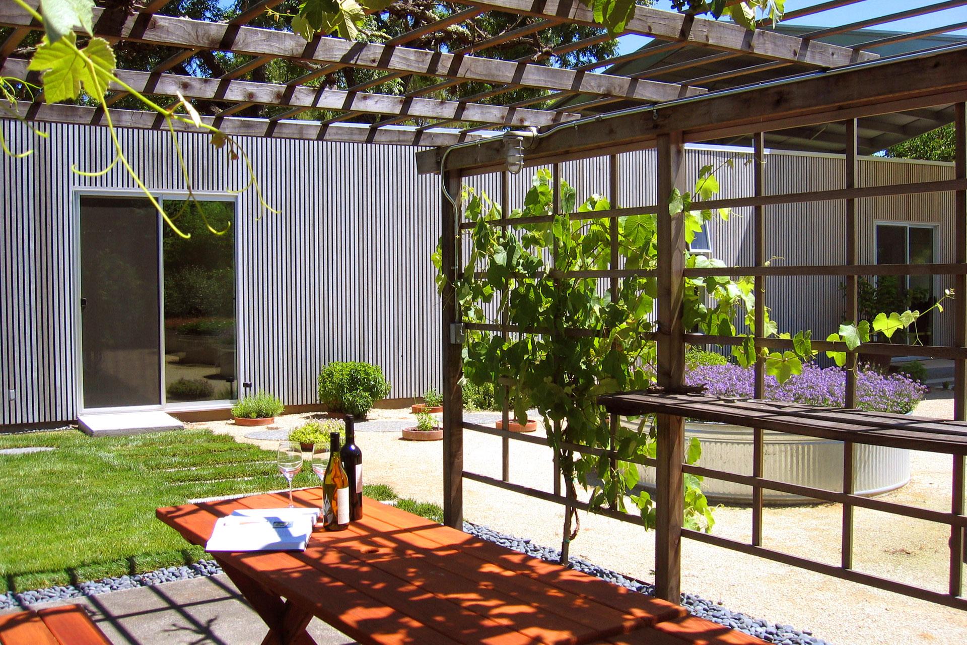 Sonoma Residence modern home