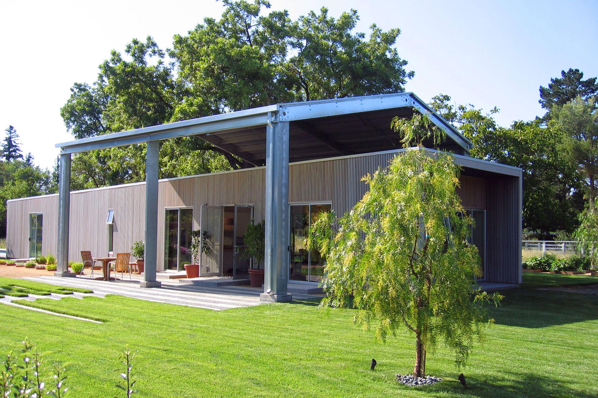 Sonoma Residence modern design