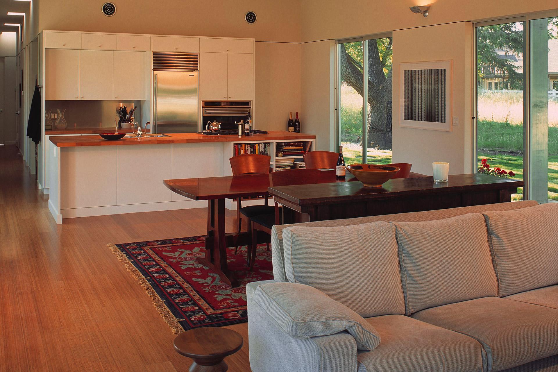 Sonoma Residence architecture