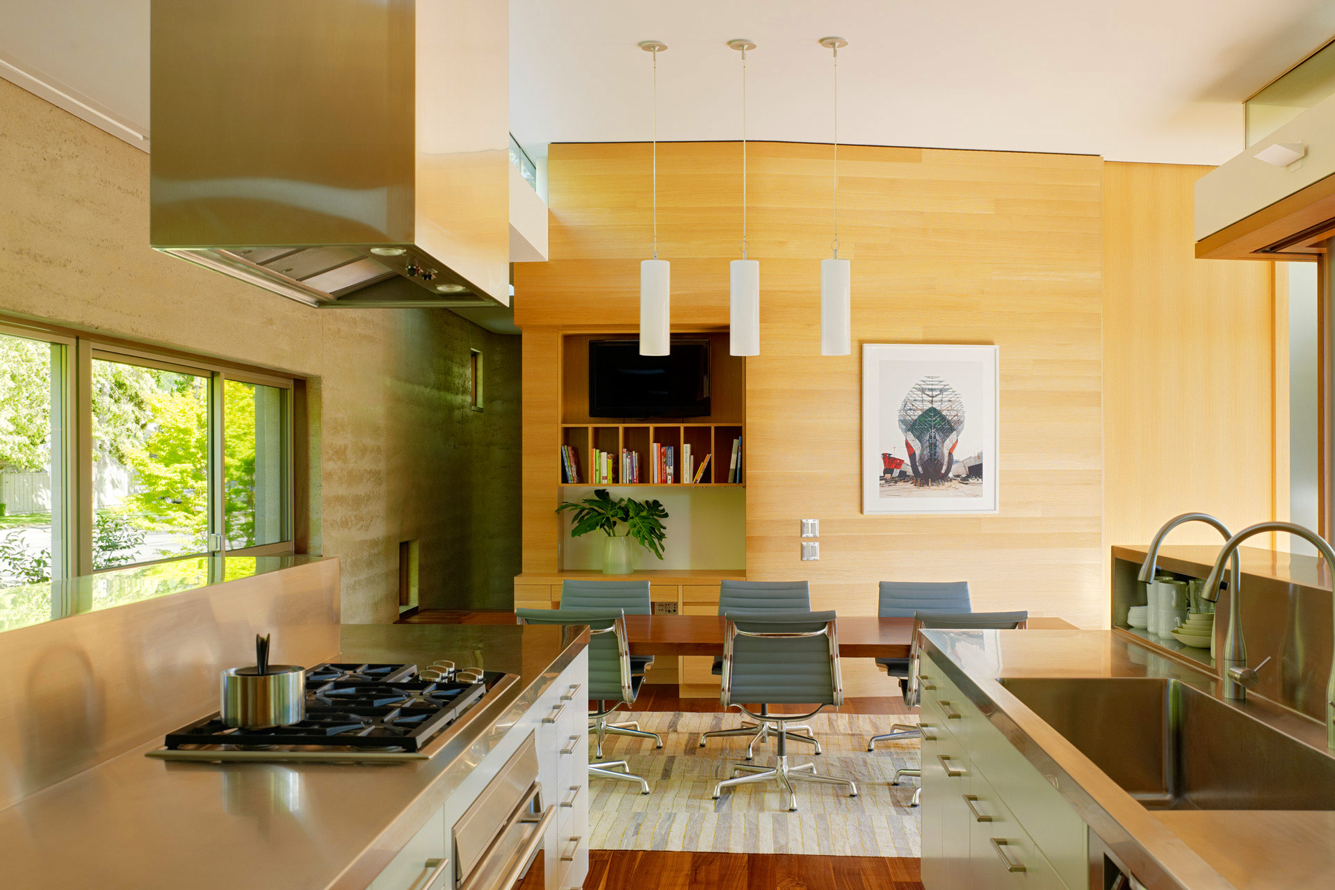 Palo Alto Residence modern house