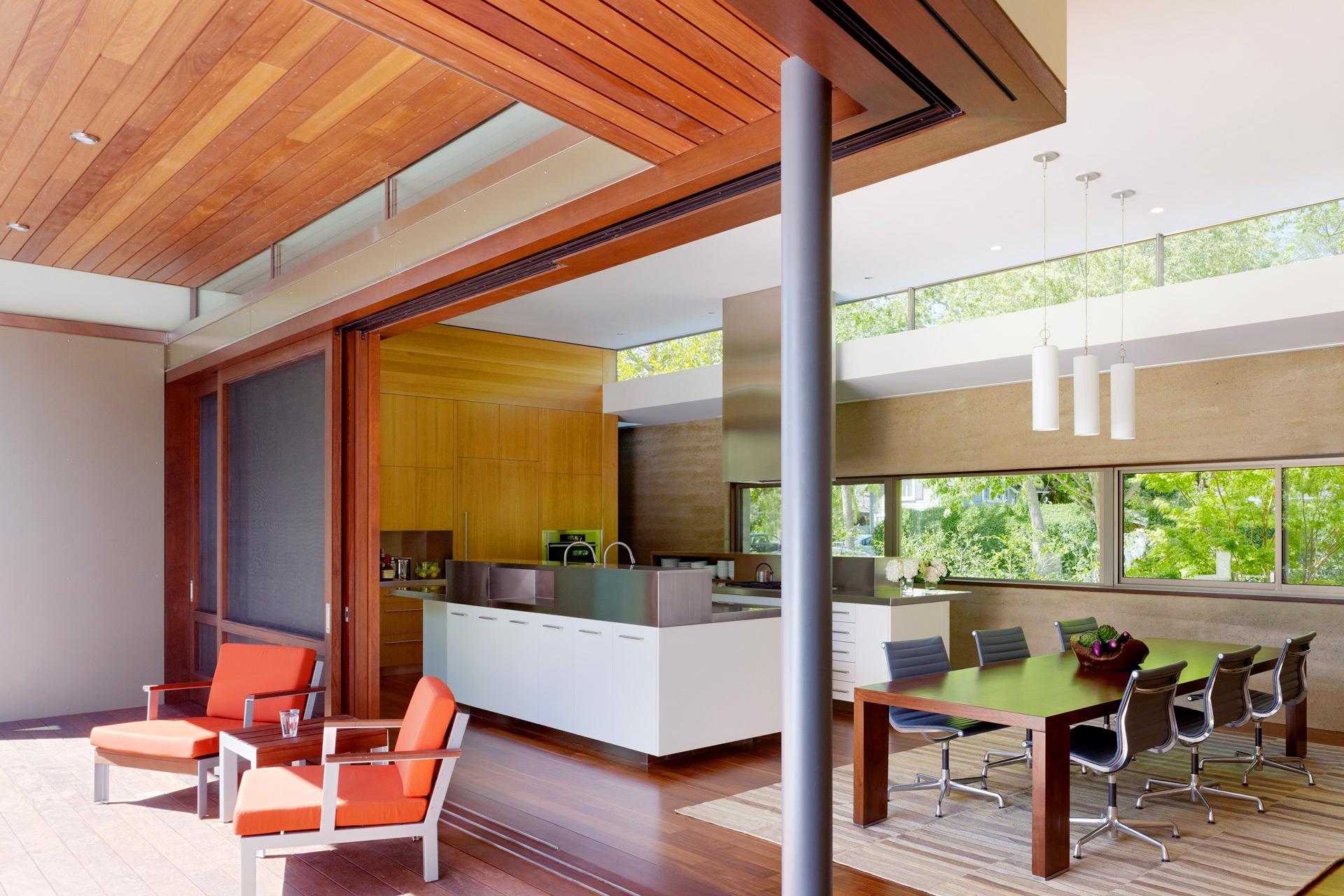 Urban design Palo Alto Residence