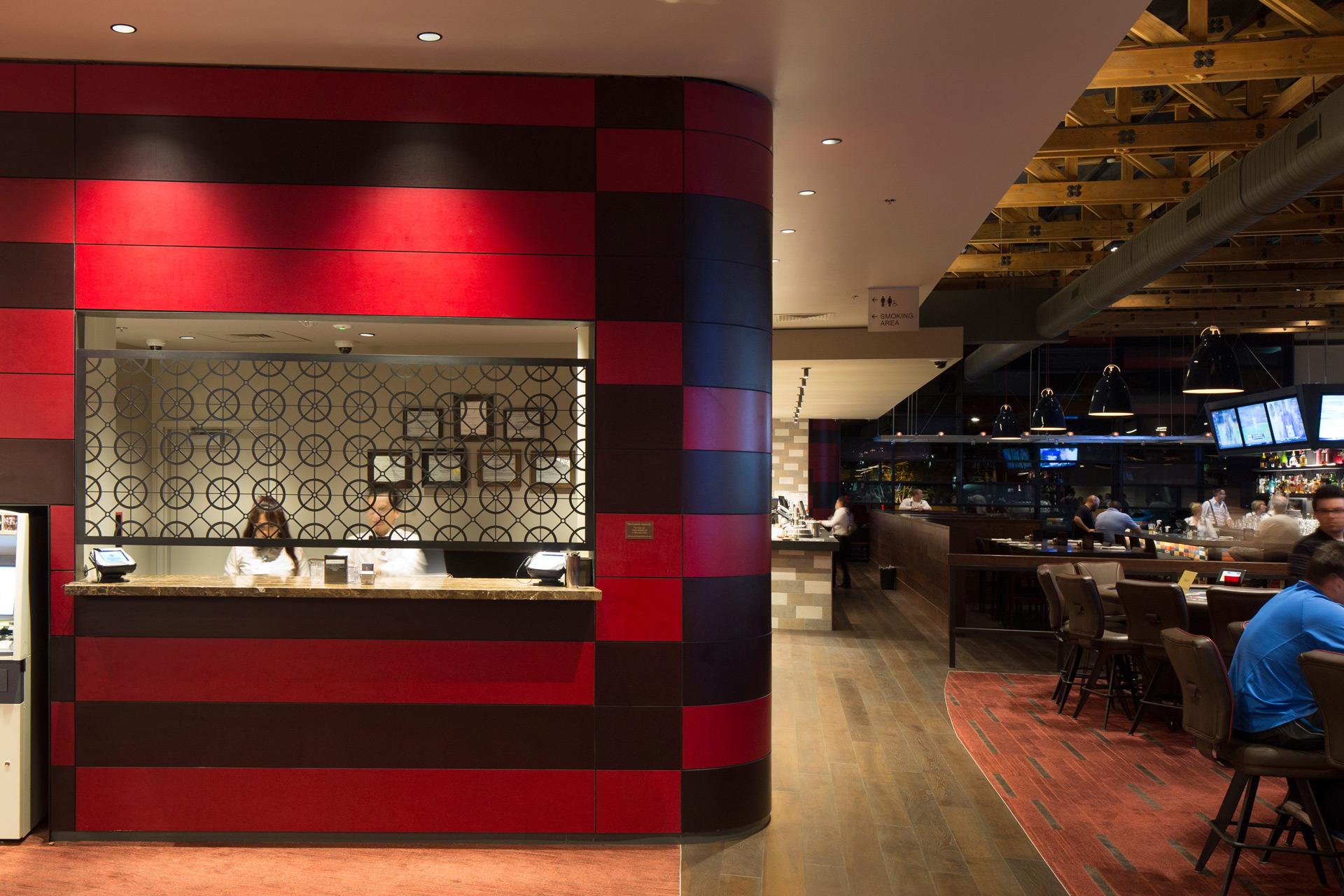 Stones Gambling Hall retail store designer