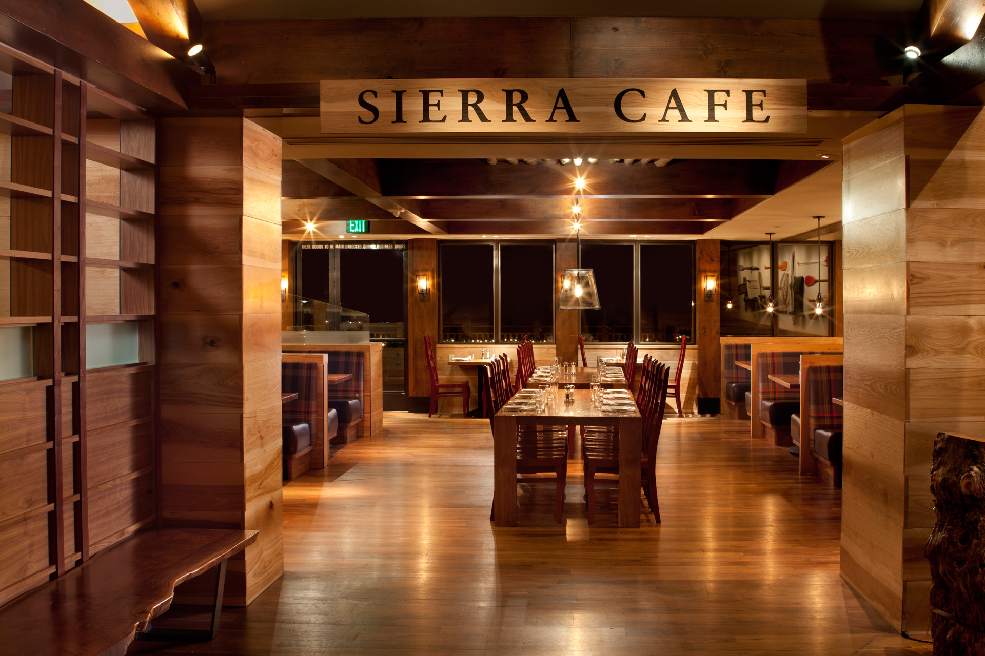 Sierra Café restaurant