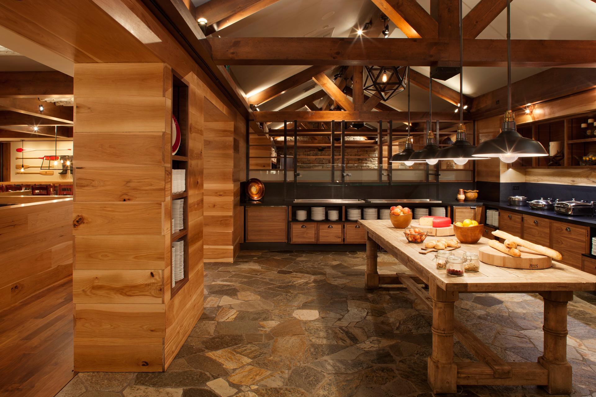 Sierra Café restaurant design