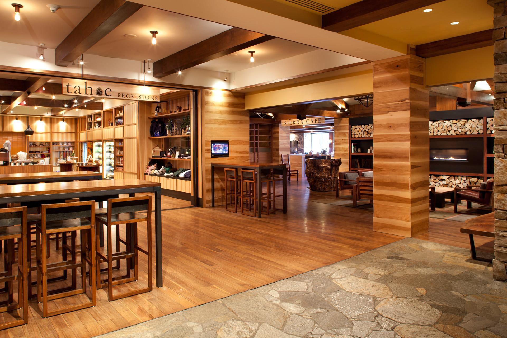 Sierra Café restaurant home decor ideas