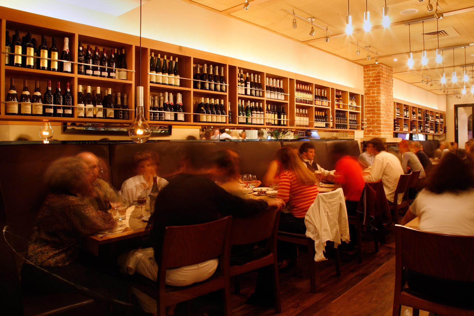 Terzo restaurant
