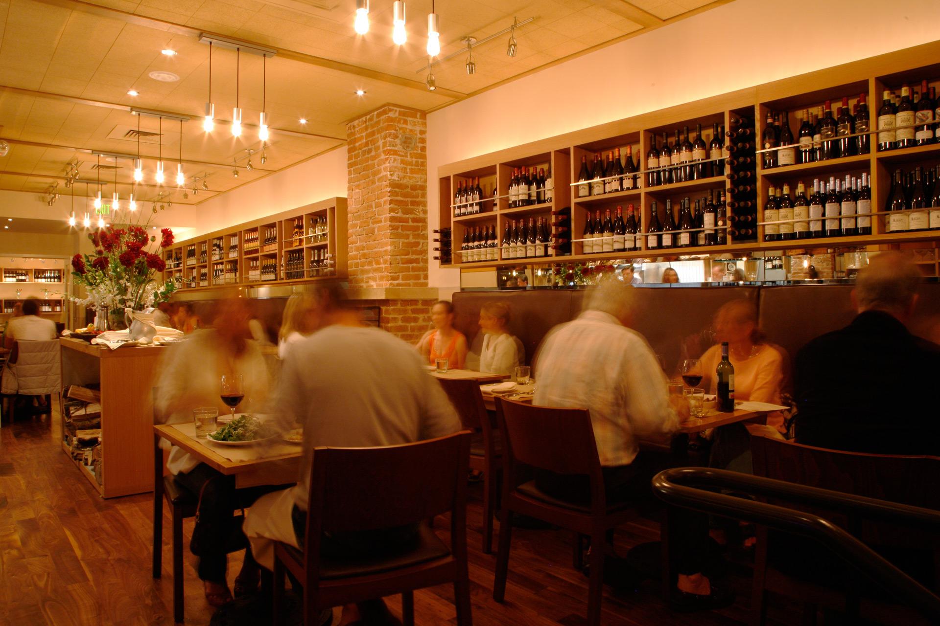 Terzo restaurant design