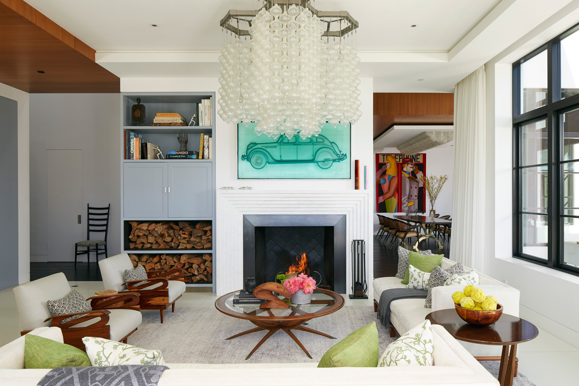 Pacific Palisades home decor