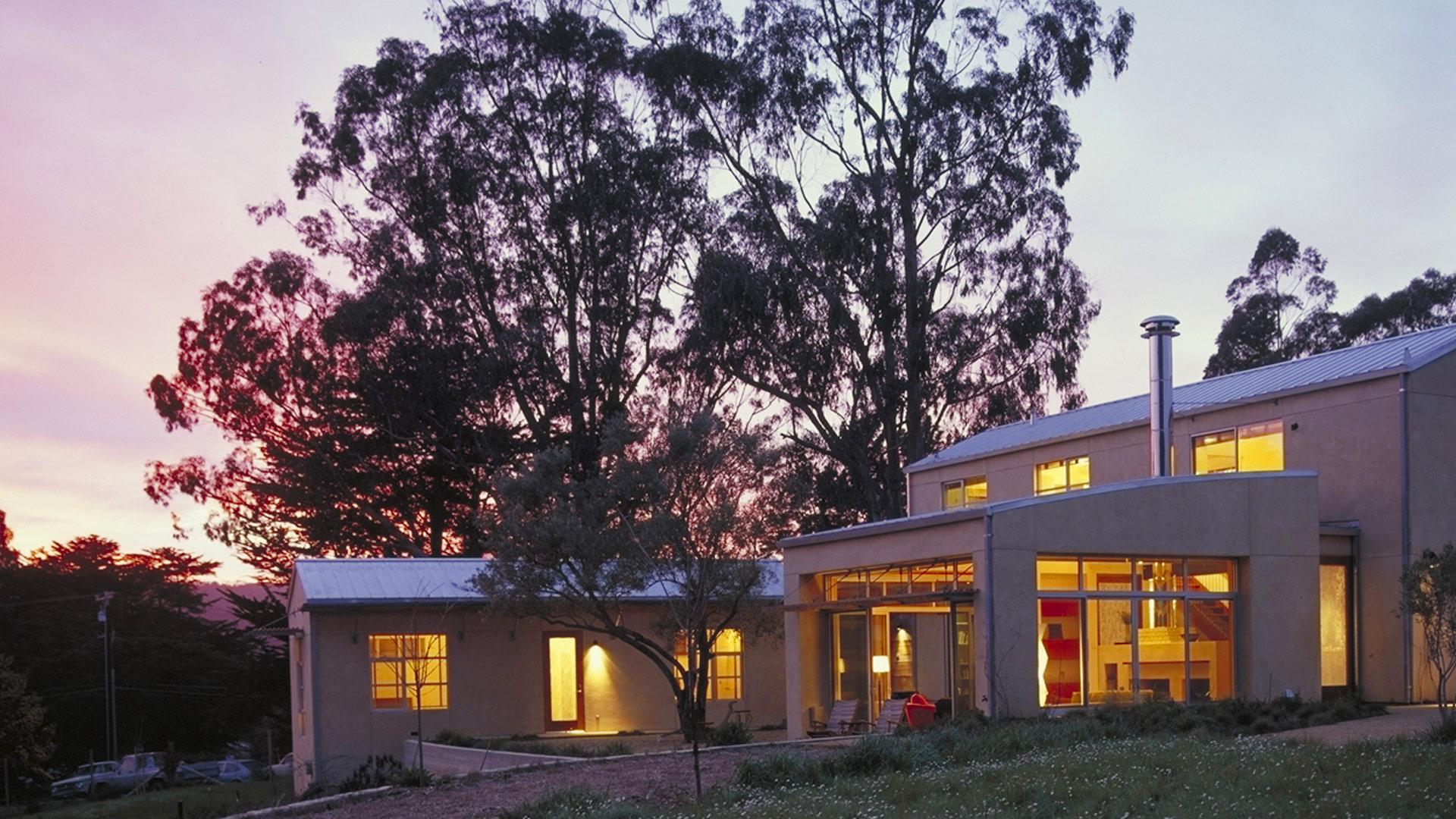 Pt. Reyes Residence SF